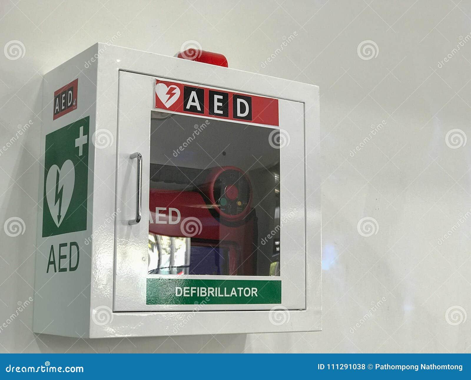 AED & CPR Rescue Kits box