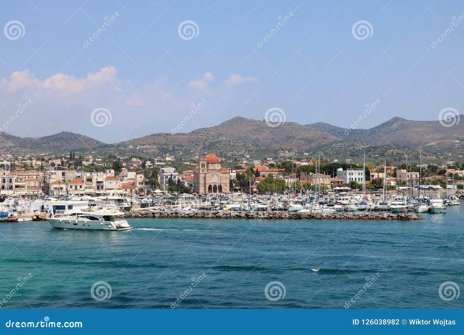 Aegina, Griekenland
