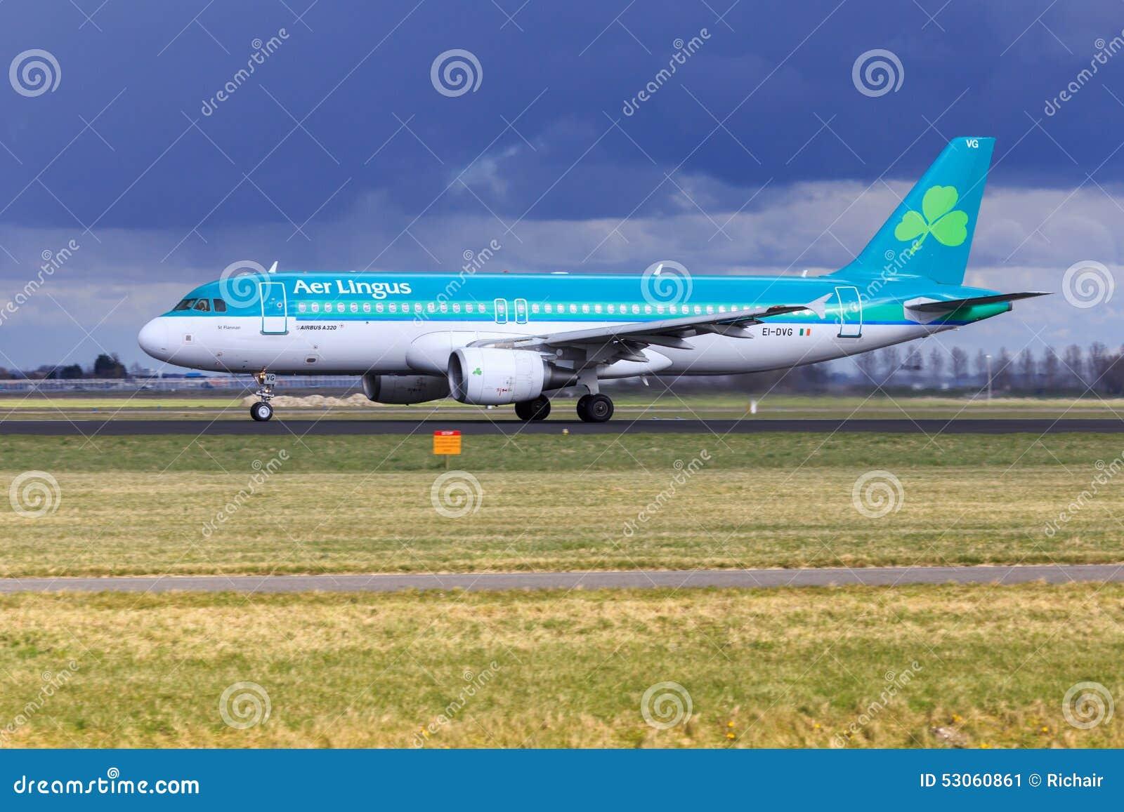 Aer Lingus Airbus A320