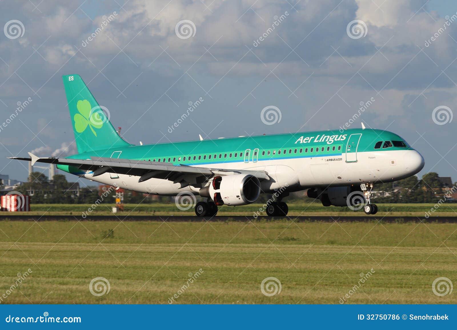 Aer Lingus flygbuss A320