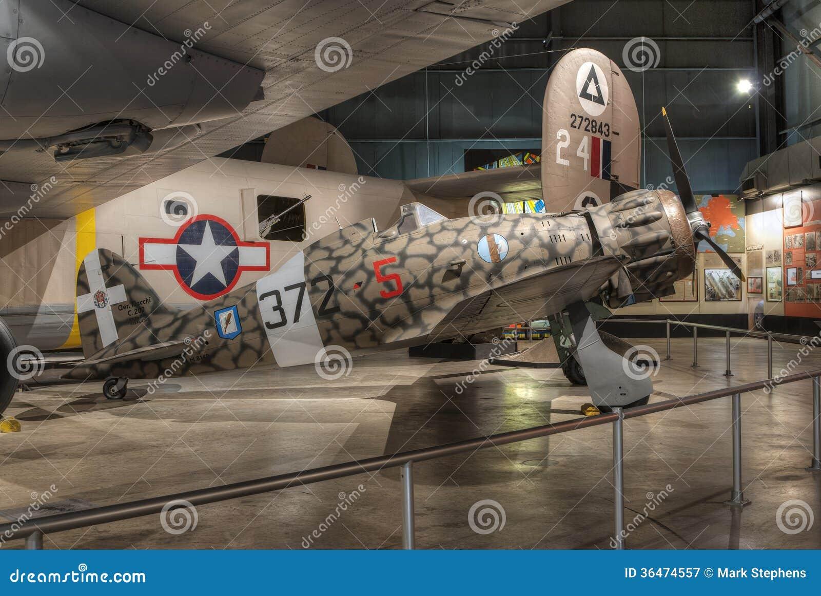 Aerei al museo del U.S.A.F., Dayton, Ohio