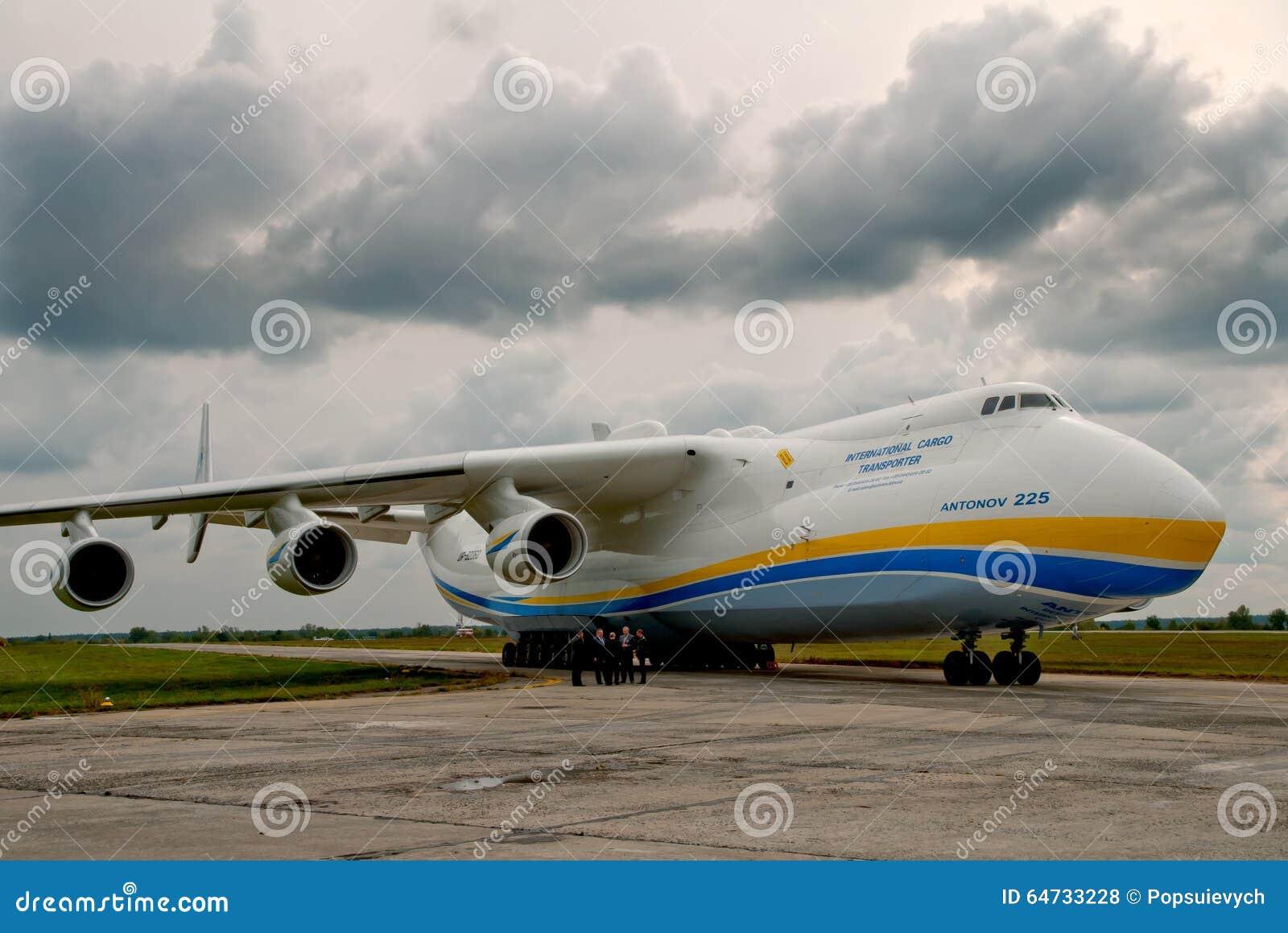 Aerei Antonov-225