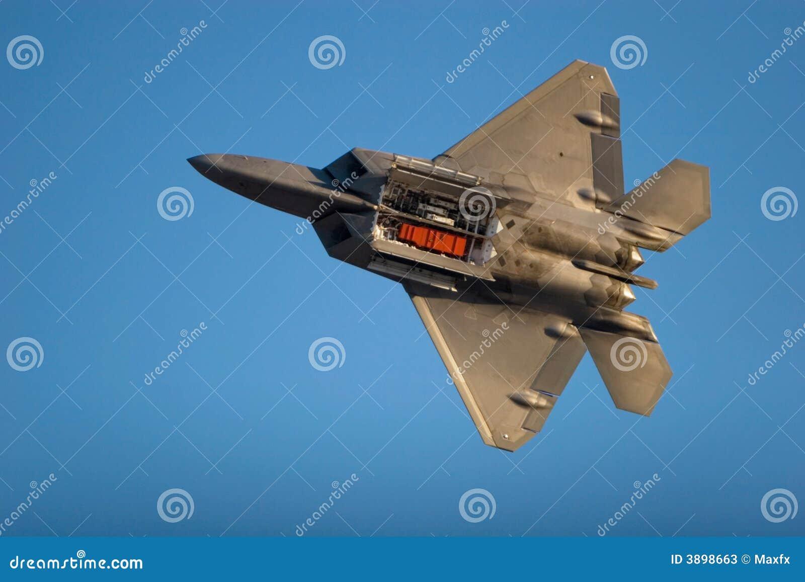 Aereo Da Caccia F15 : Aereo da caccia del rapace f fotografie stock