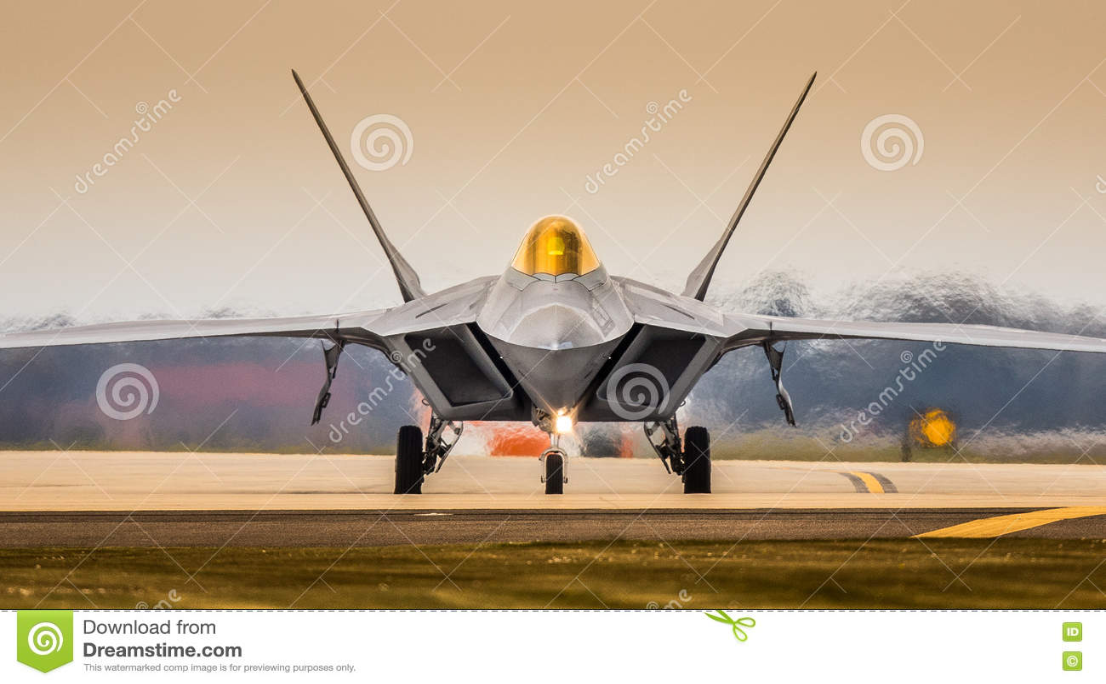 Aereo da caccia F22