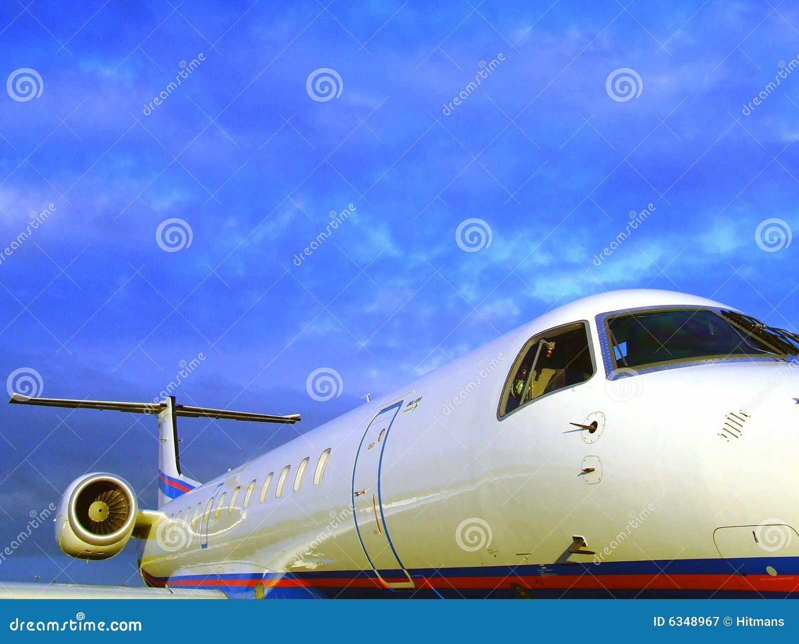 Jet Privato Lussuoso : Aereo privato lussuoso stock photos images
