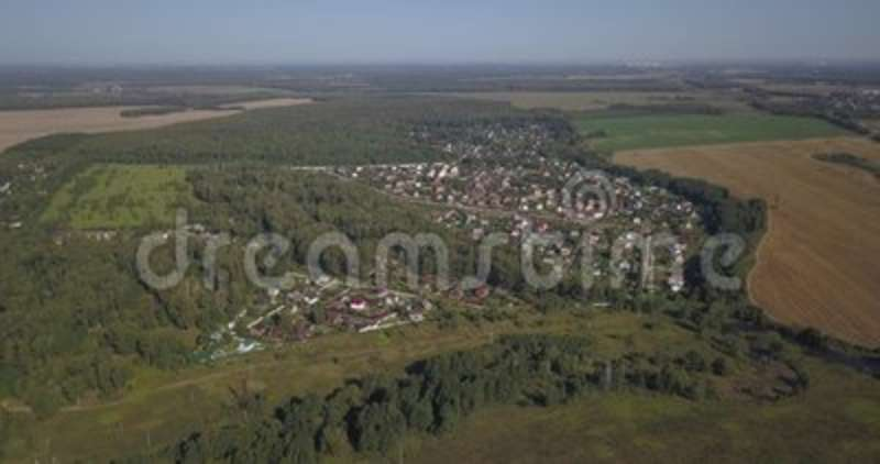 Aerial above agricultural field 4k 4096 x 2160 pixels.  stock footage