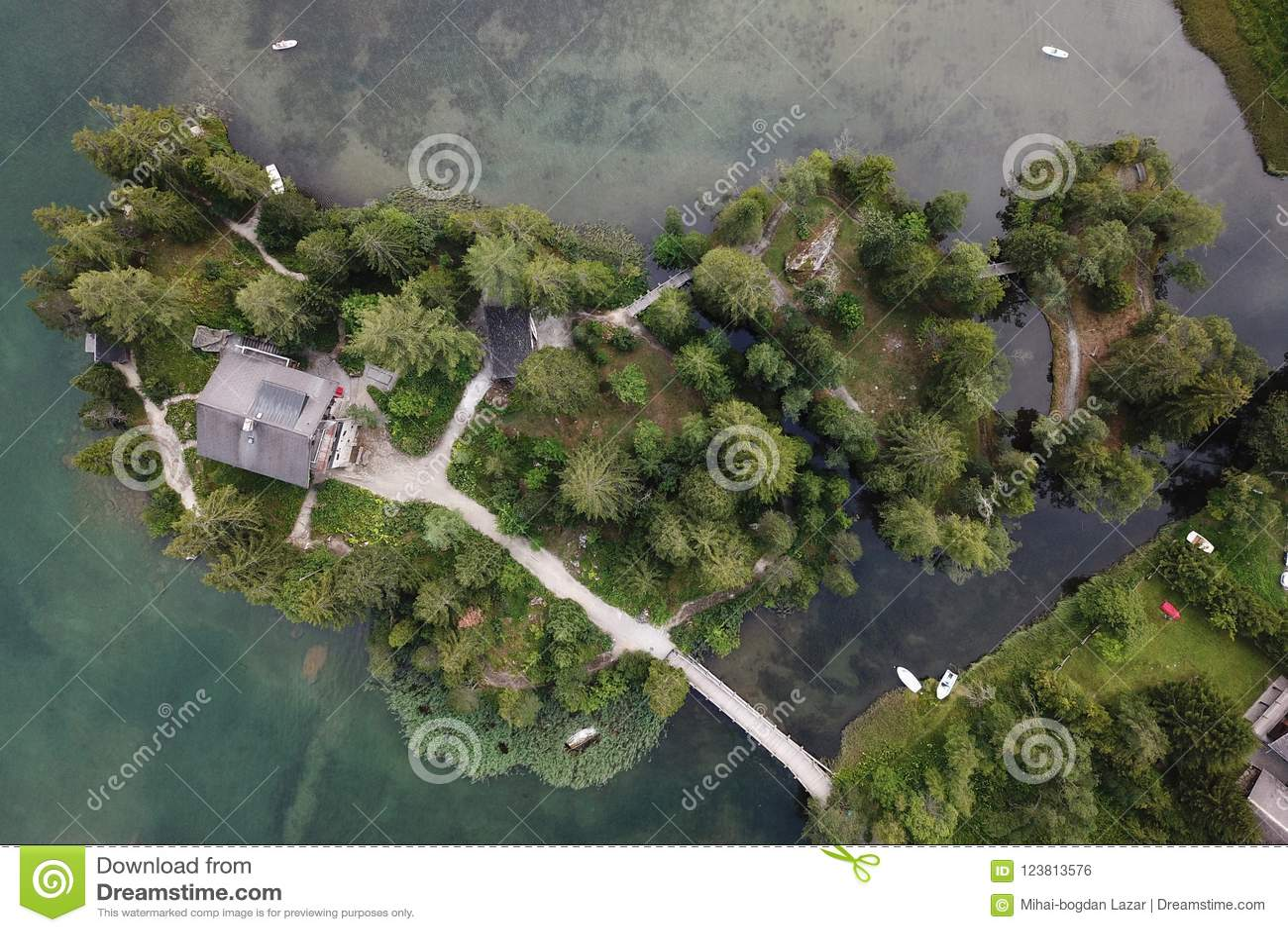 Champex Lac, Switzerland
