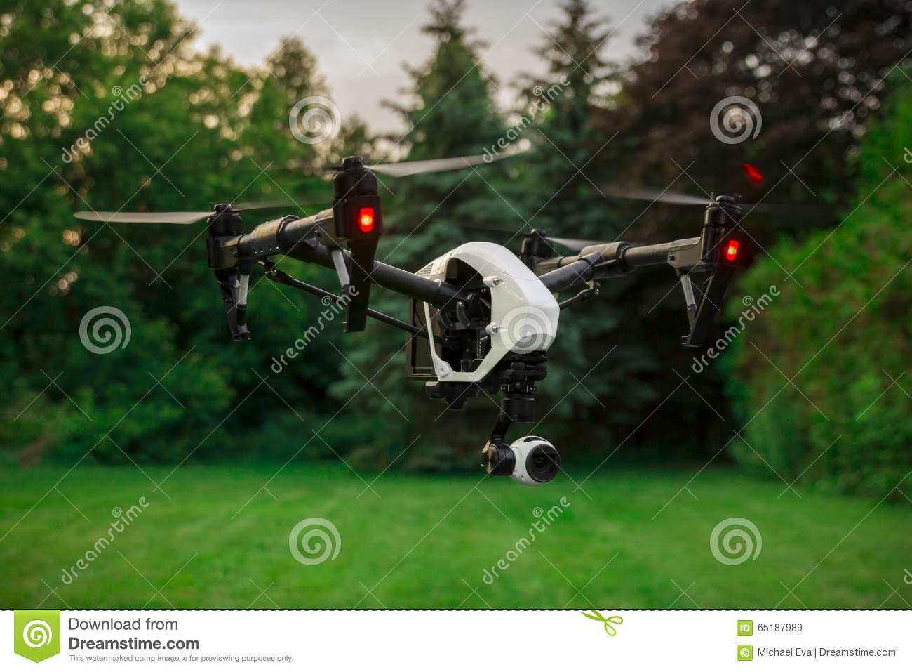 Aerial Drone Videography & Photography 3 Stock Image - Image
