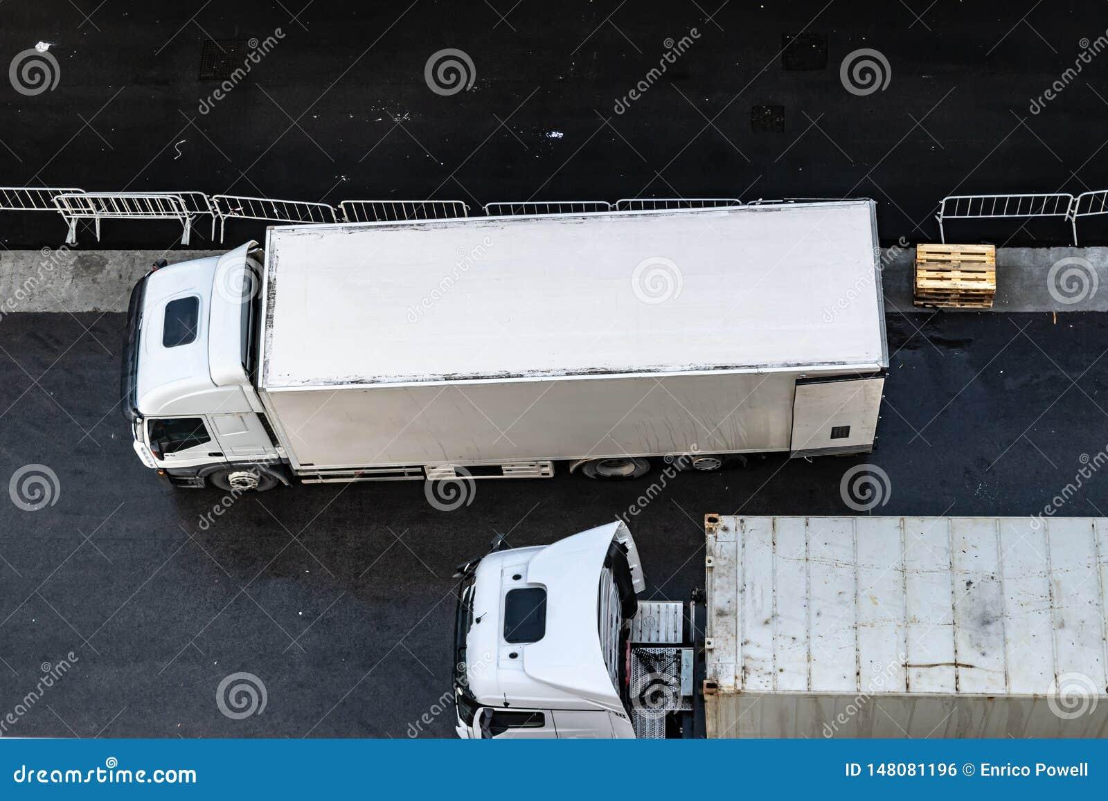 Trucks Stock Image Cartoondealer Com 29978233