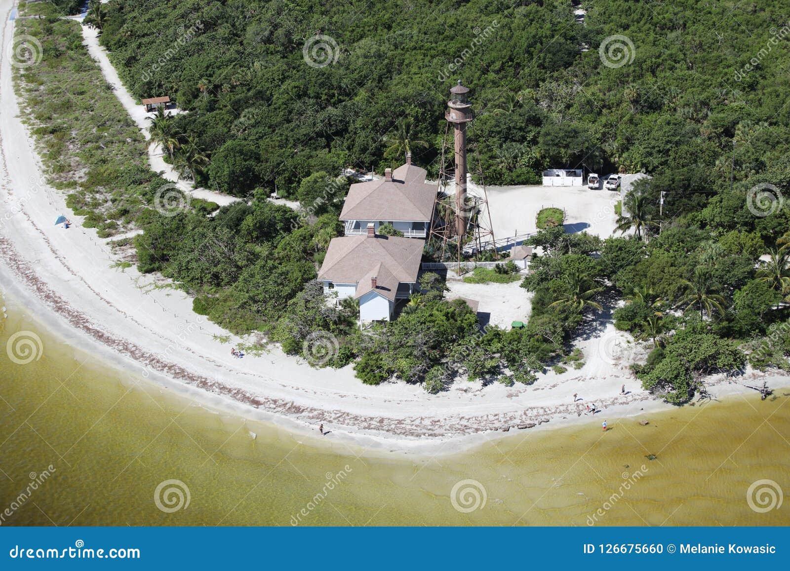 Aerial photography Florida