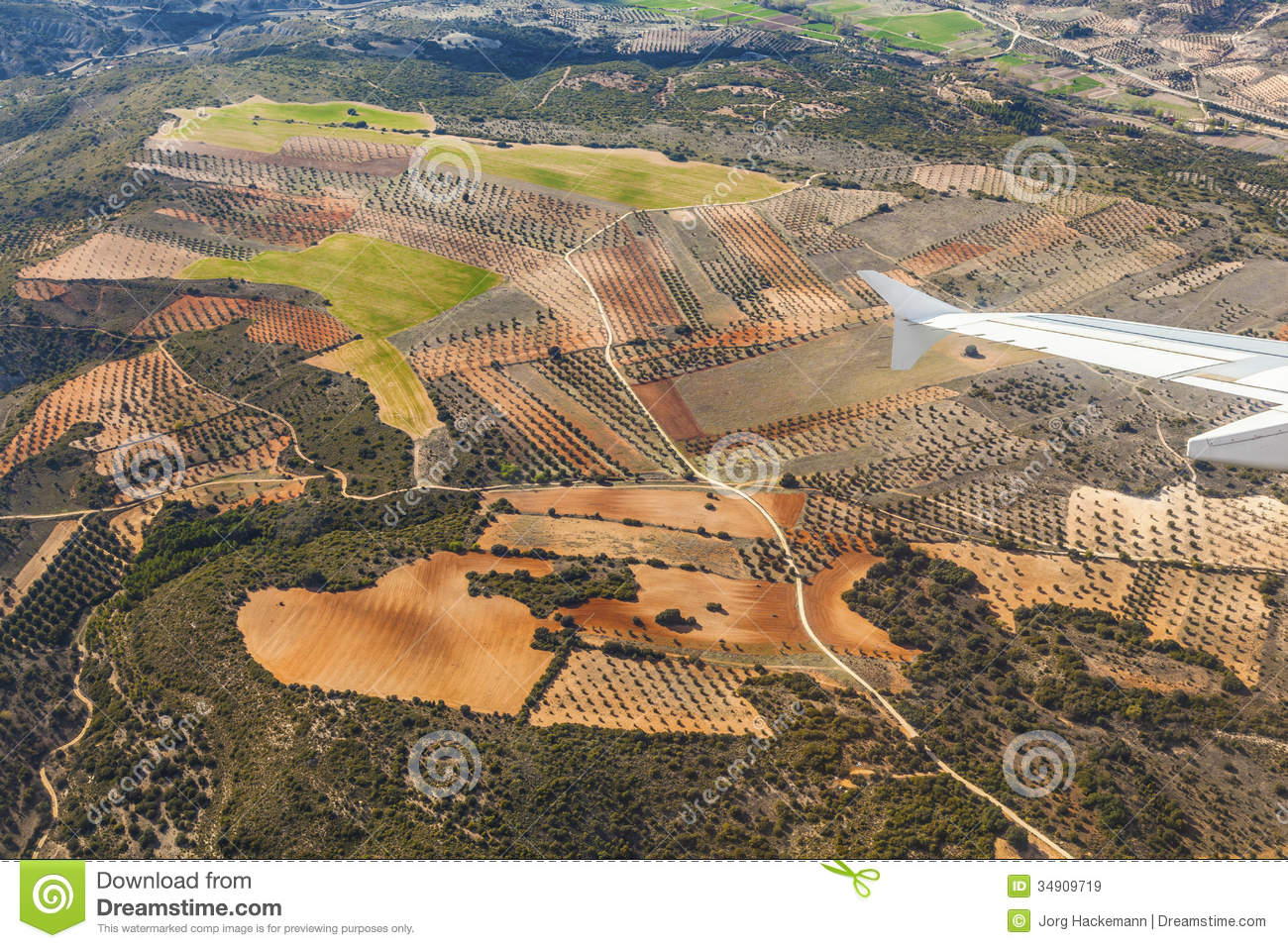 Aerial of rural landscape royalty free stock images for Nearby landscapers
