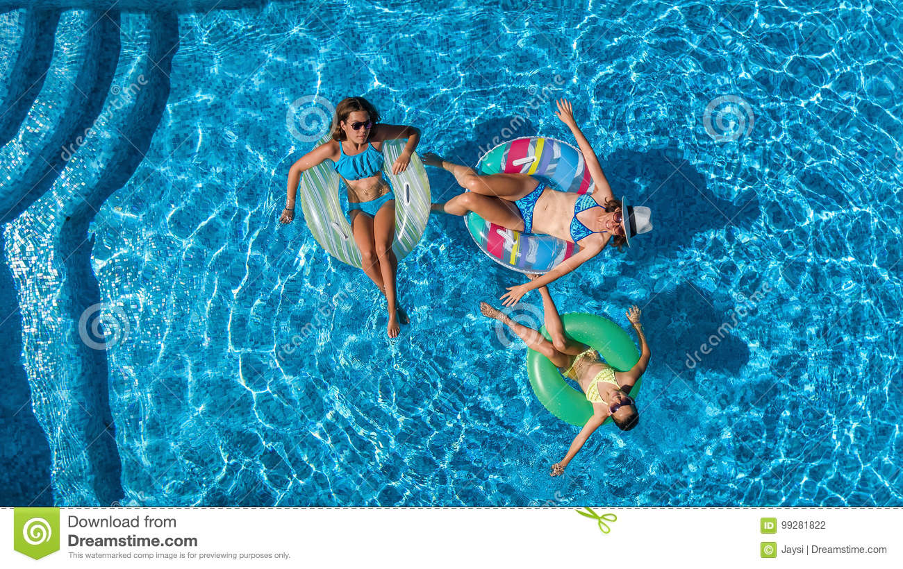 Family swim stock photos royalty free pictures - Wetherby swimming pool swim times ...