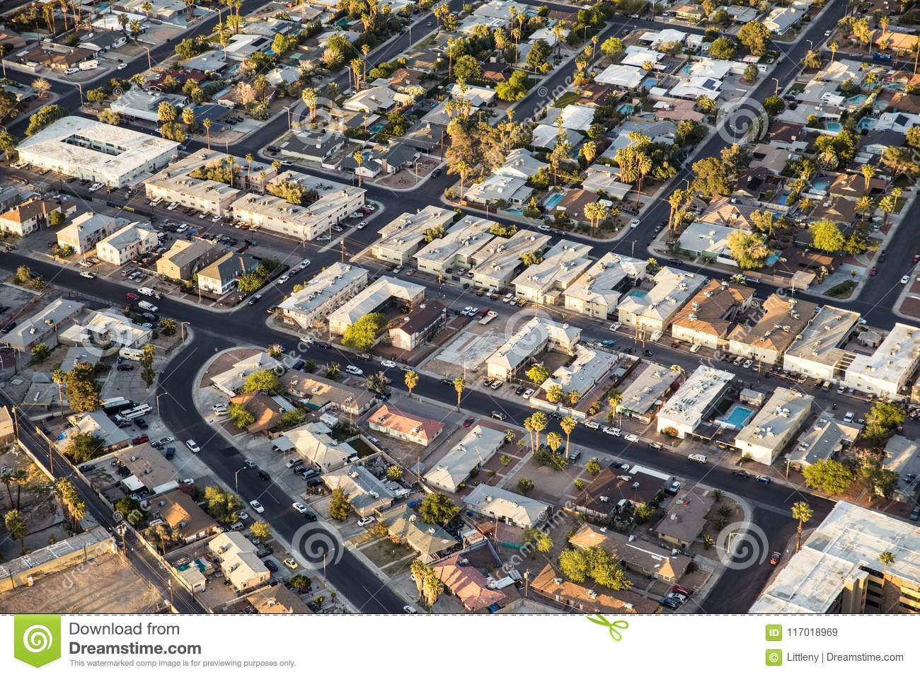 download aerial view across urban suburban community stock image image of planning across