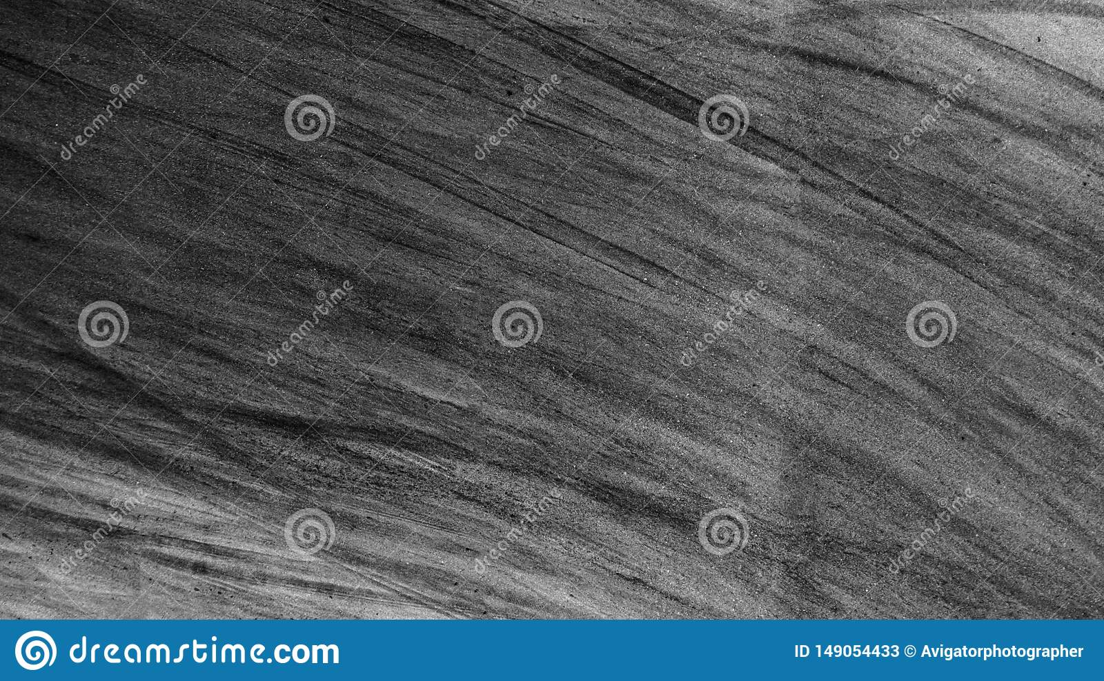 Aerial view background with tire marks on race track, texture of tire marks