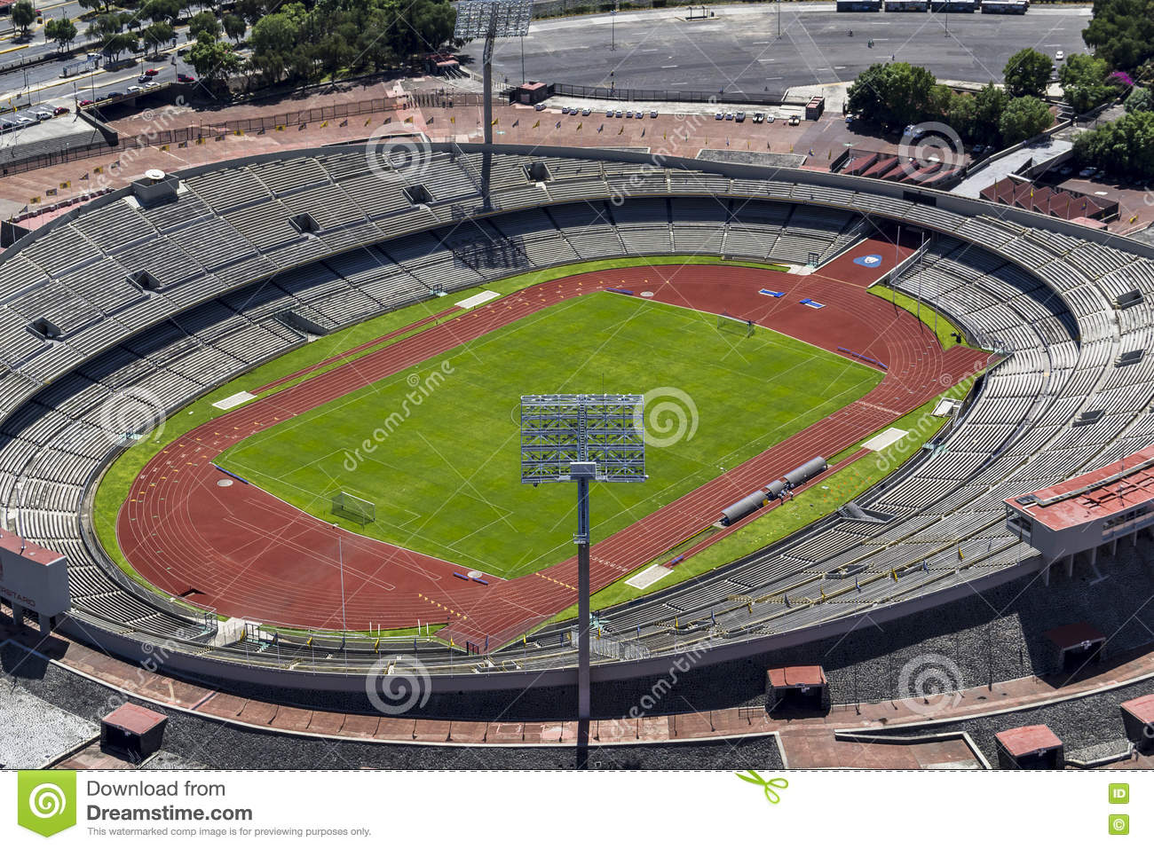 Mexico City Stadion