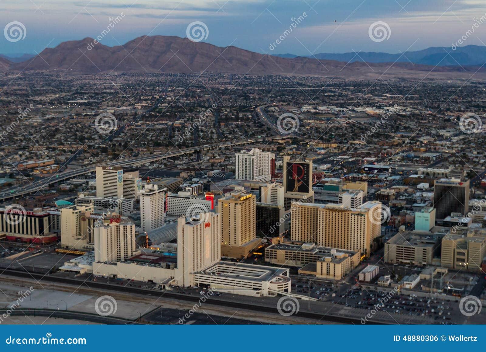 ... downtown North Las Vegas, December 14 2014 in North Las Vegas, Nevada