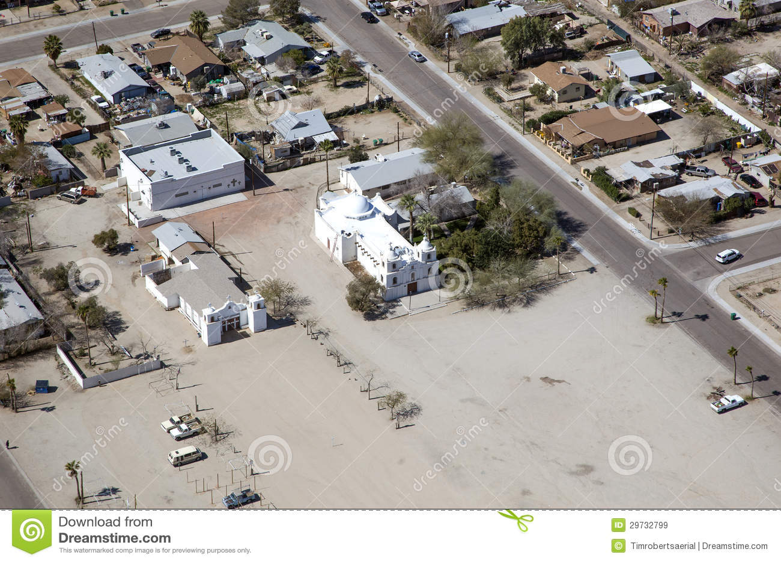Guadalupe, Arizona Royalty Free Stock Images - Image: 29732799