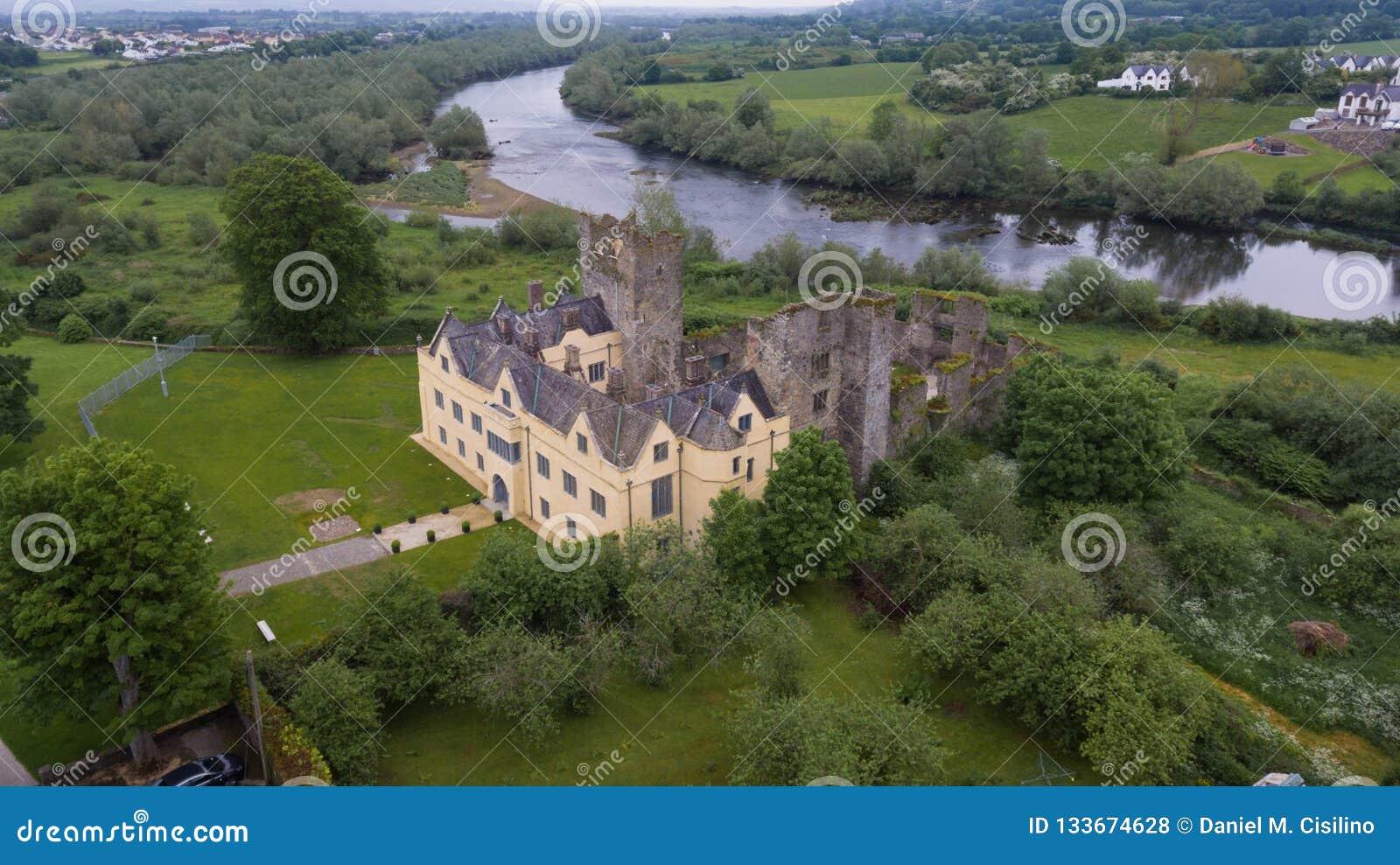 Ormond castle. Carrick-on-Suir. co. Tipperary. Ireland