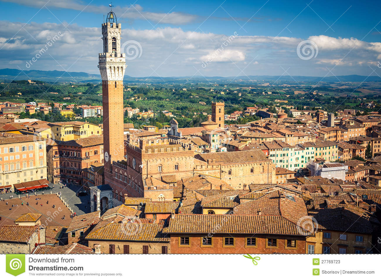 Stock Photos Aerial View Over City Siena Image27769723 on palazzo interior design