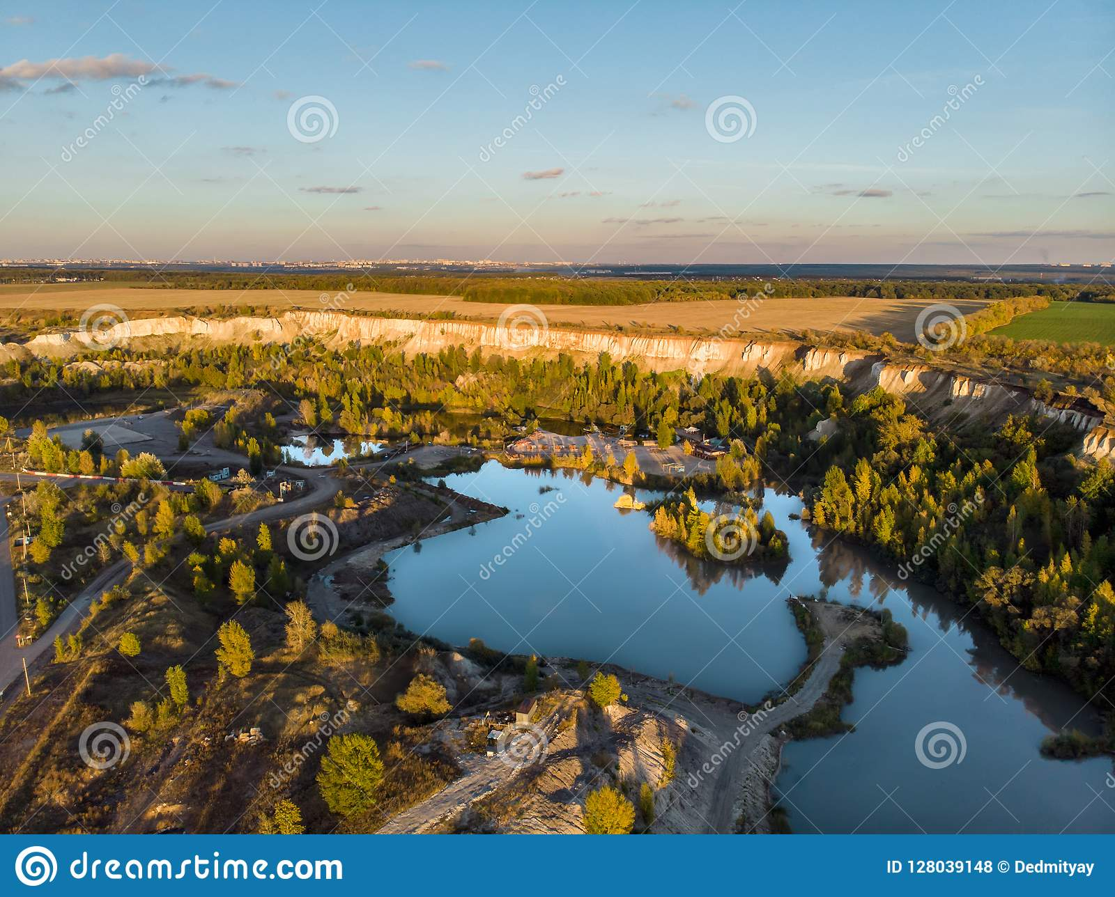 White well (Voronezh) - what is this place