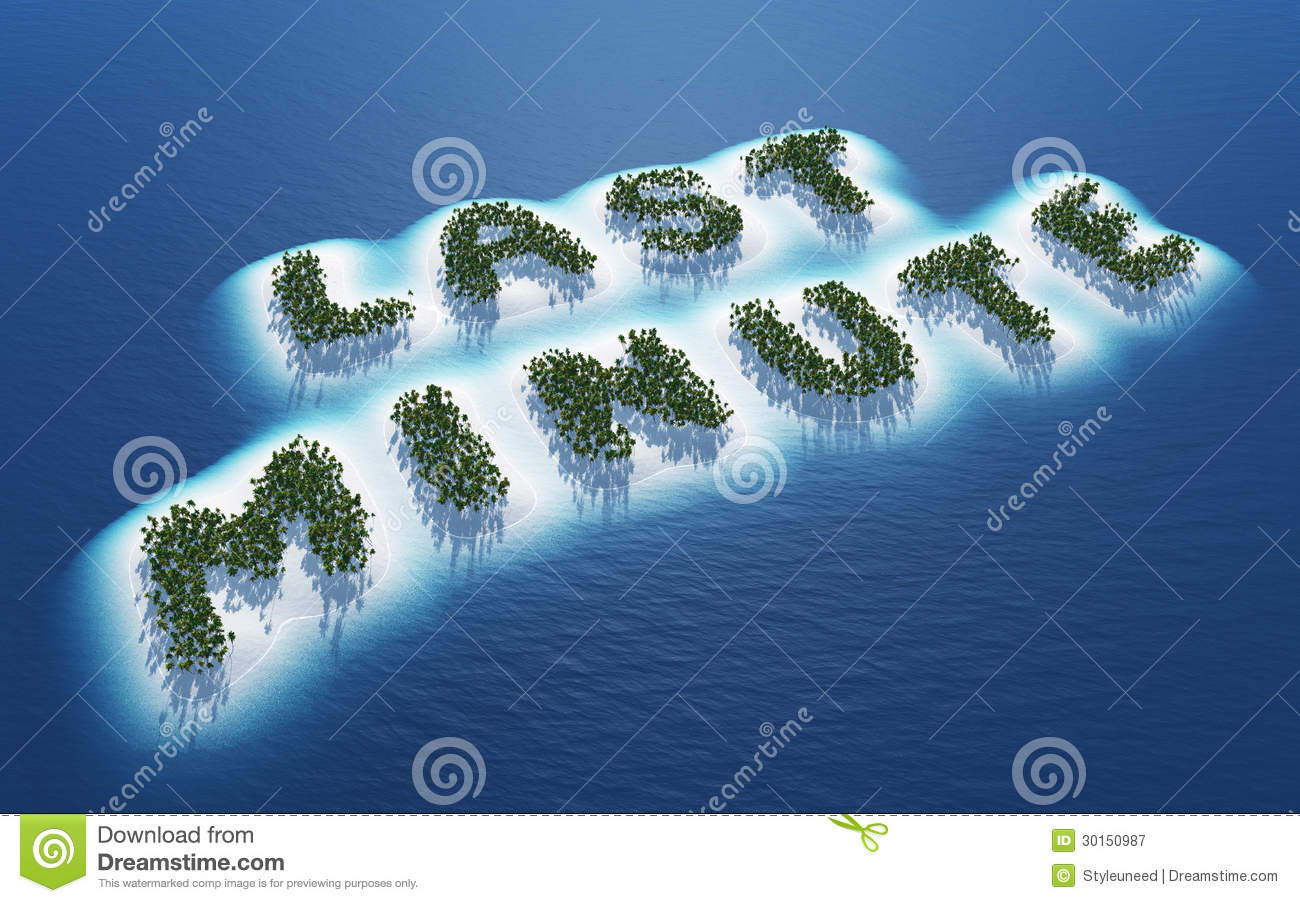 Last minute holiday islands royalty free stock photography for Week end last minute