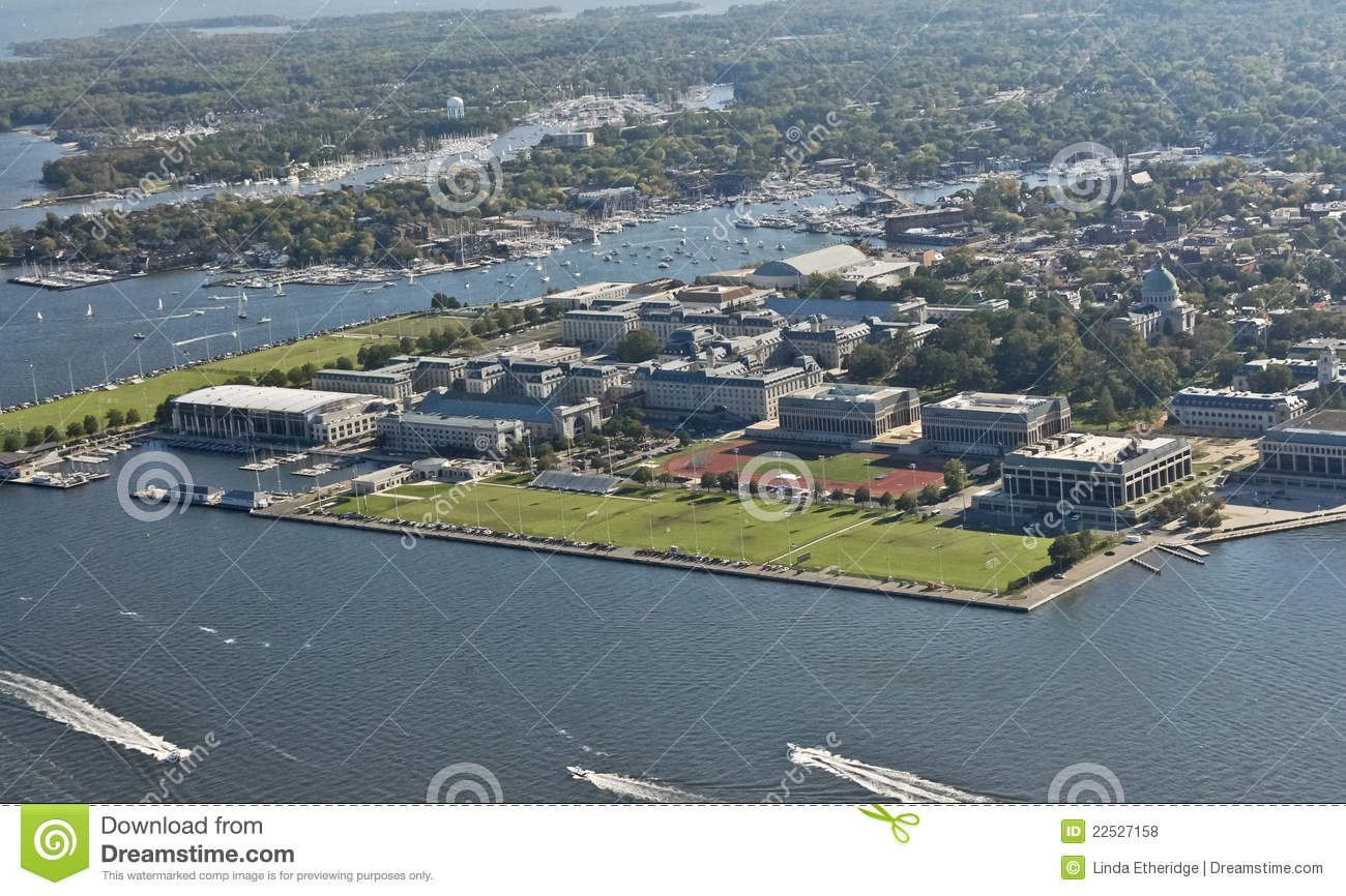Usna Campus Map - Us naval academy campus map