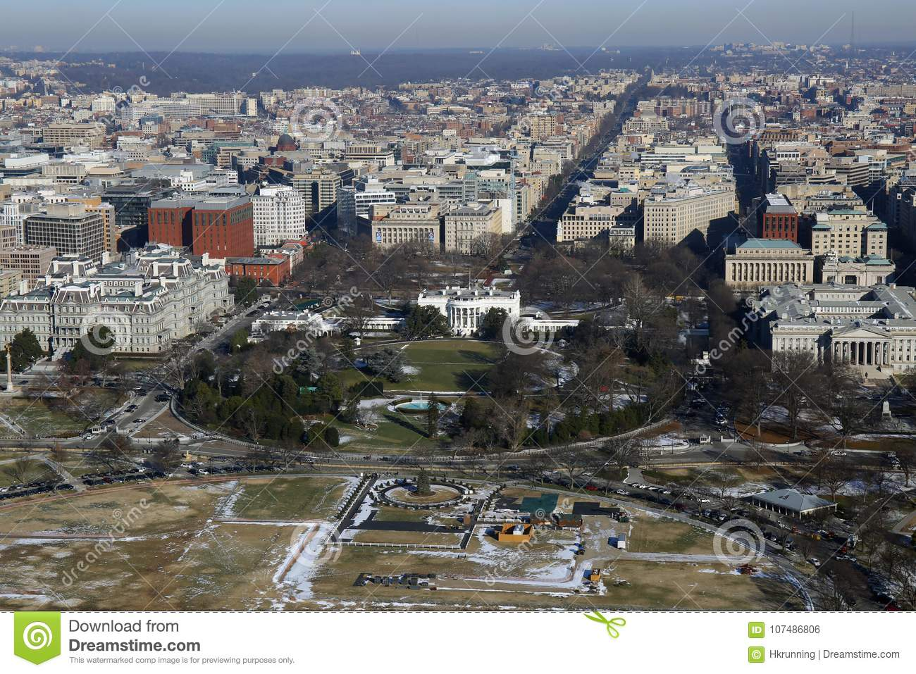 Super Aerial View Of White House Washington Dc Editorial Photo Download Free Architecture Designs Scobabritishbridgeorg