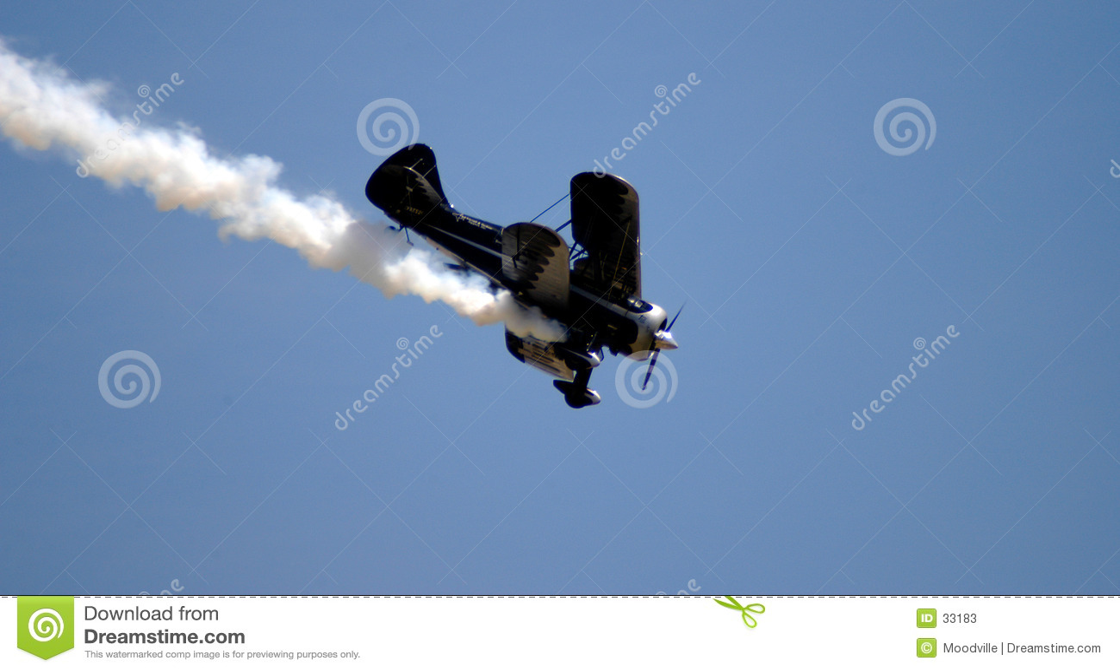 Aerobatic плоскость I