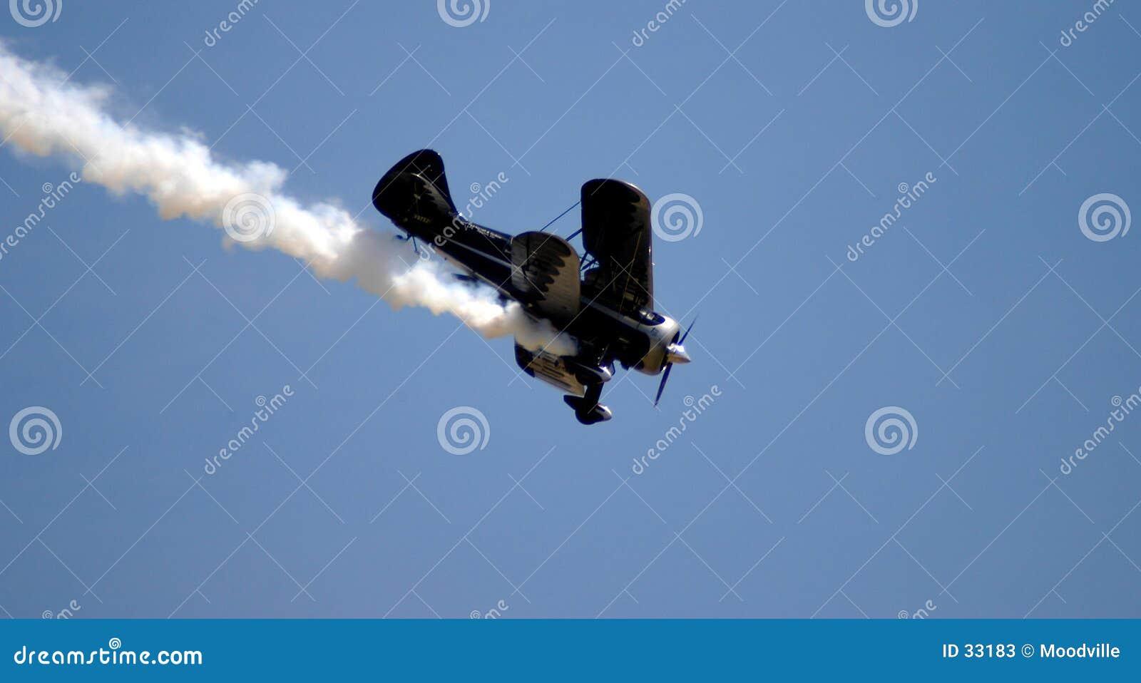 Aerobatic hebluję