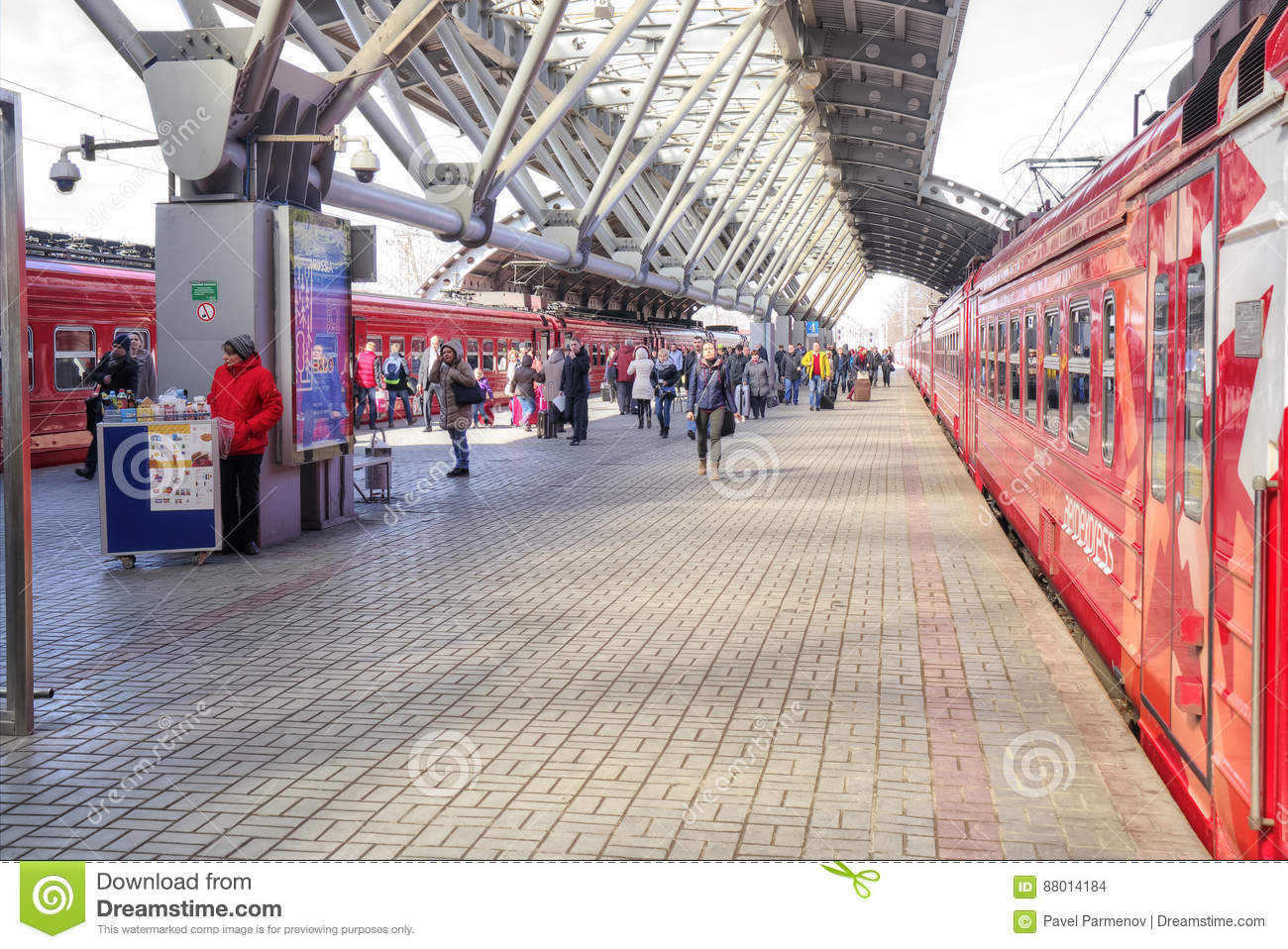About how to get to Domodedovo by aeroexpress