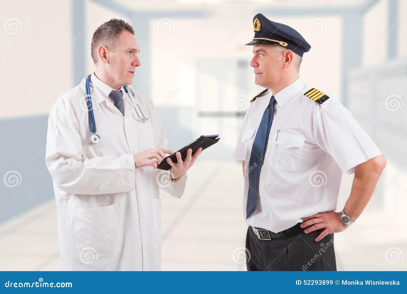 Aeromedical Prüfung
