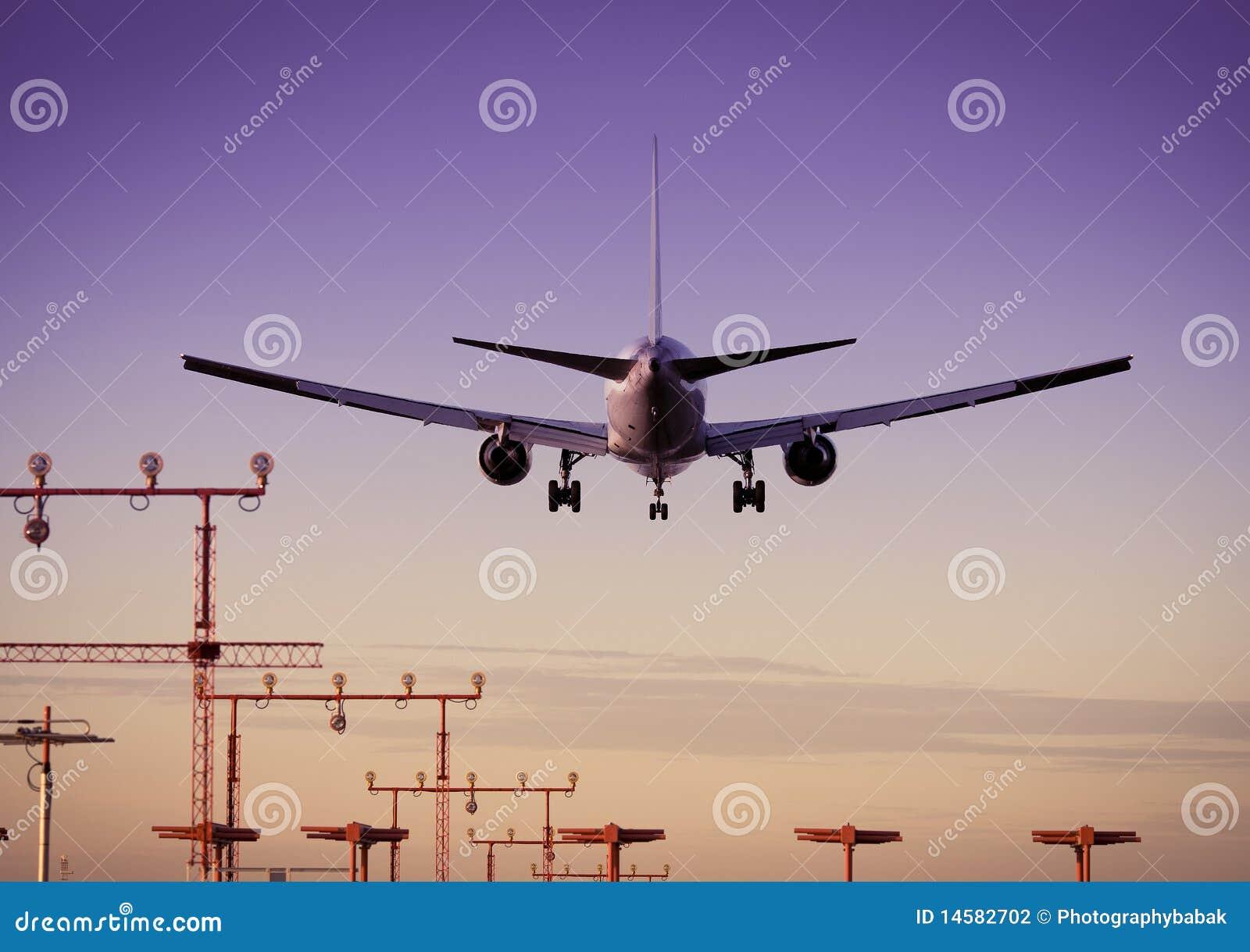 Aeroplano/aeroporto
