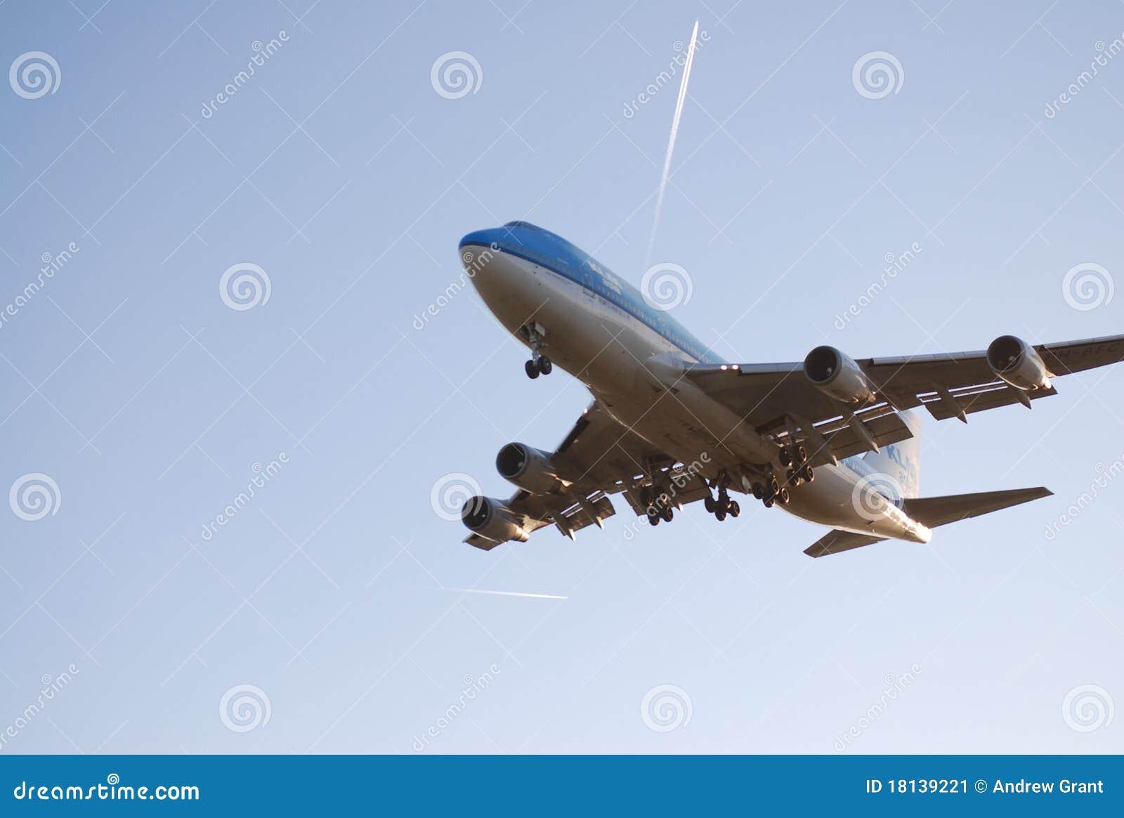 Aeroplano del KLM