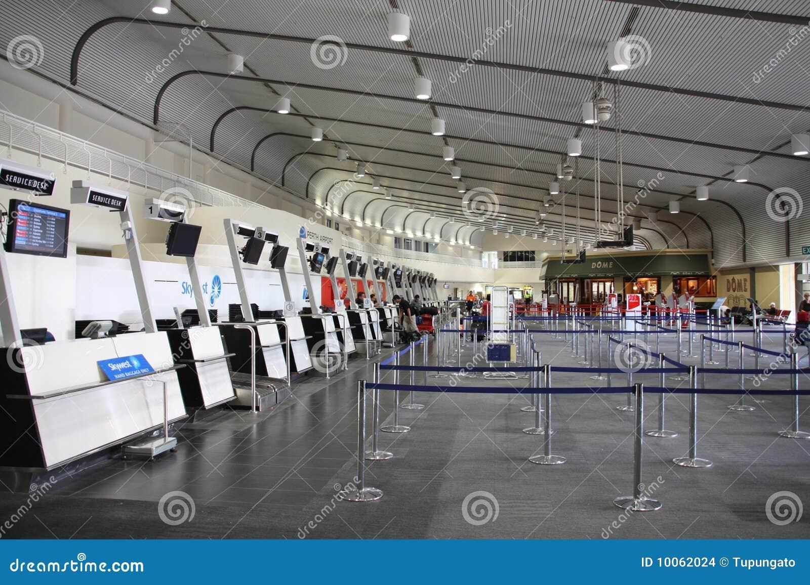 Aeroporto de Perth