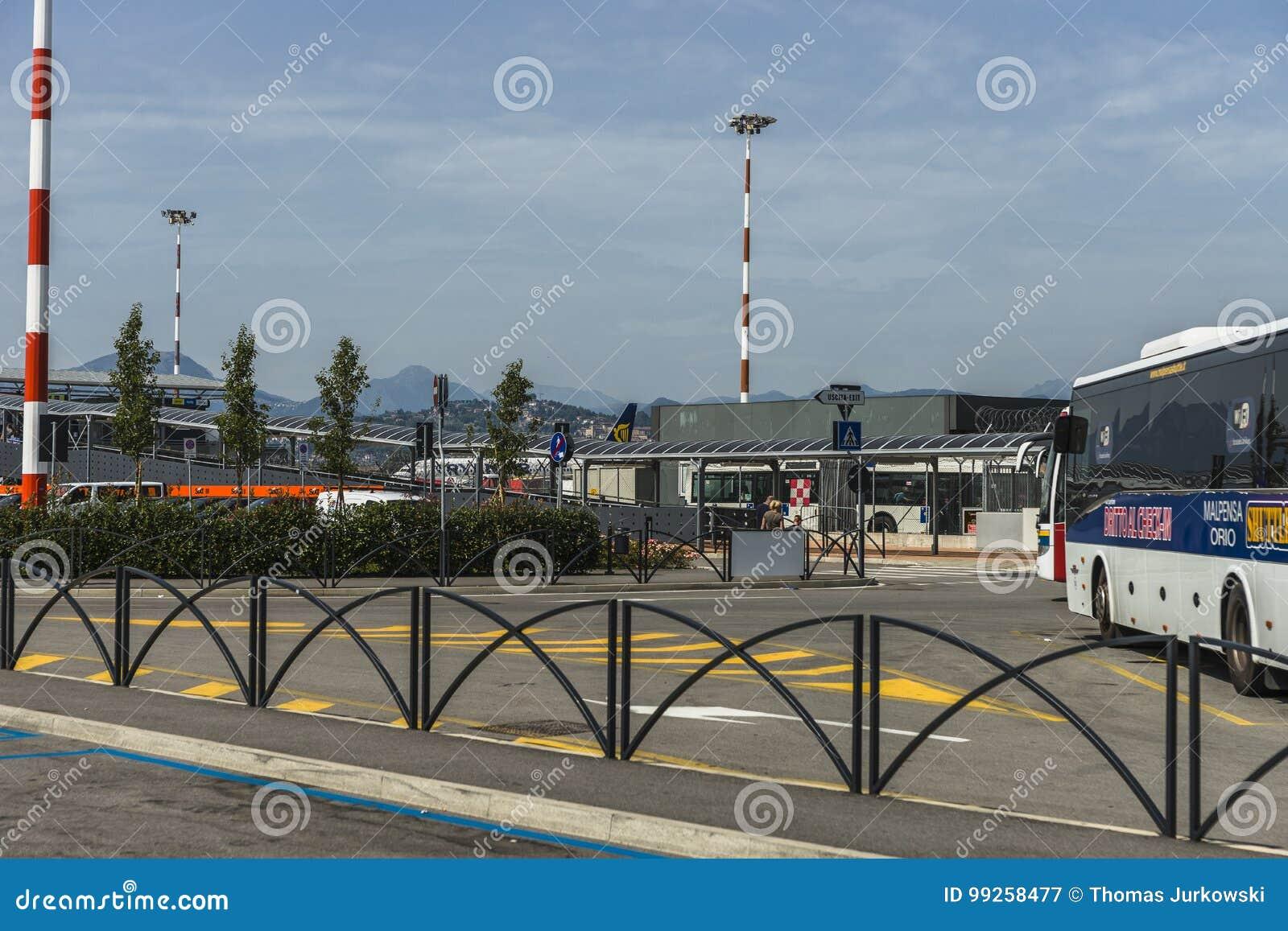 Aeroporto Orio : Orio al serio chiuso fino al giugno lavori expo all aeroporto