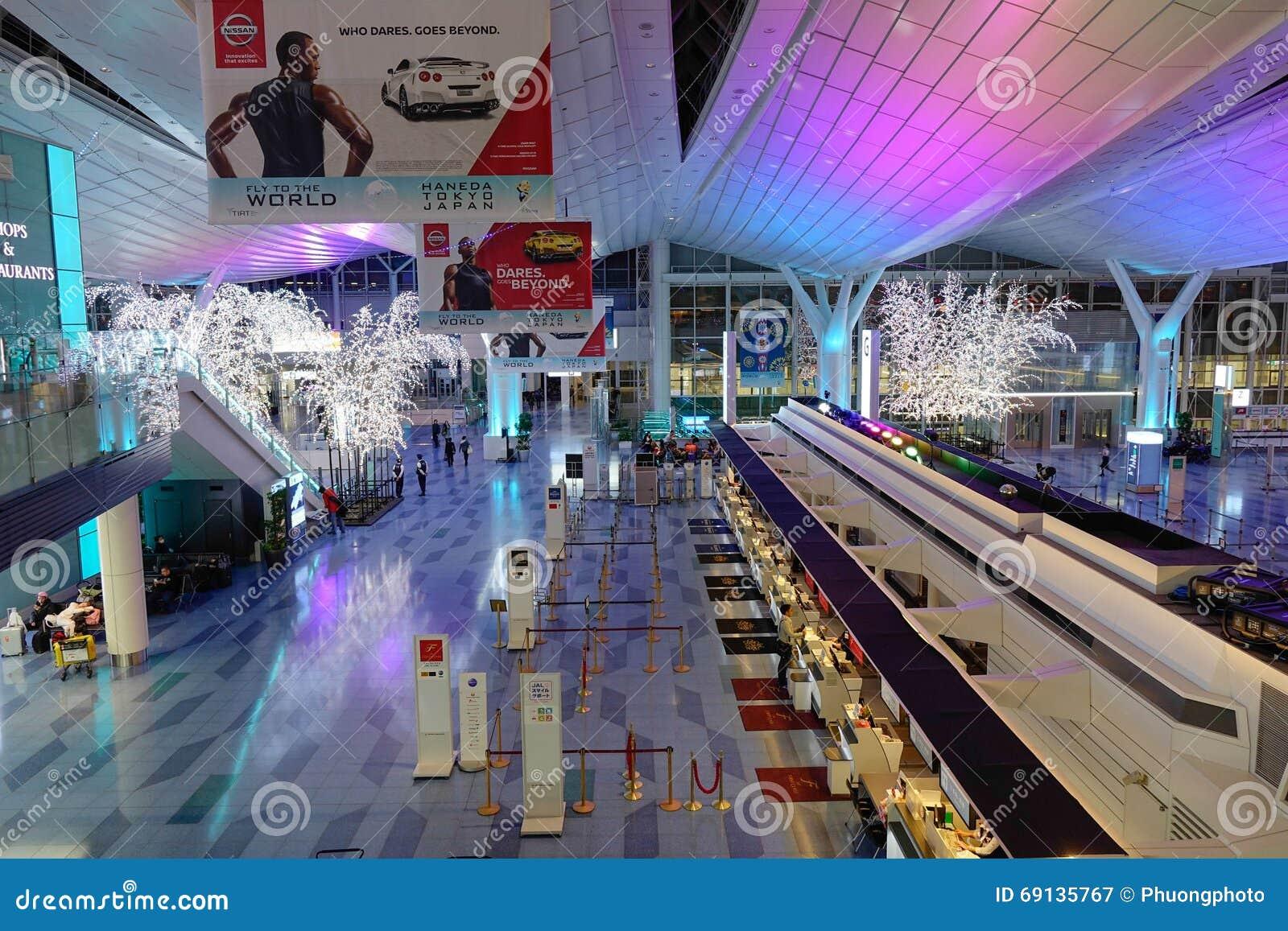Aeroporto Tokyo : Aeroporto di haneda giappone aeroporto internazionale di tokyo