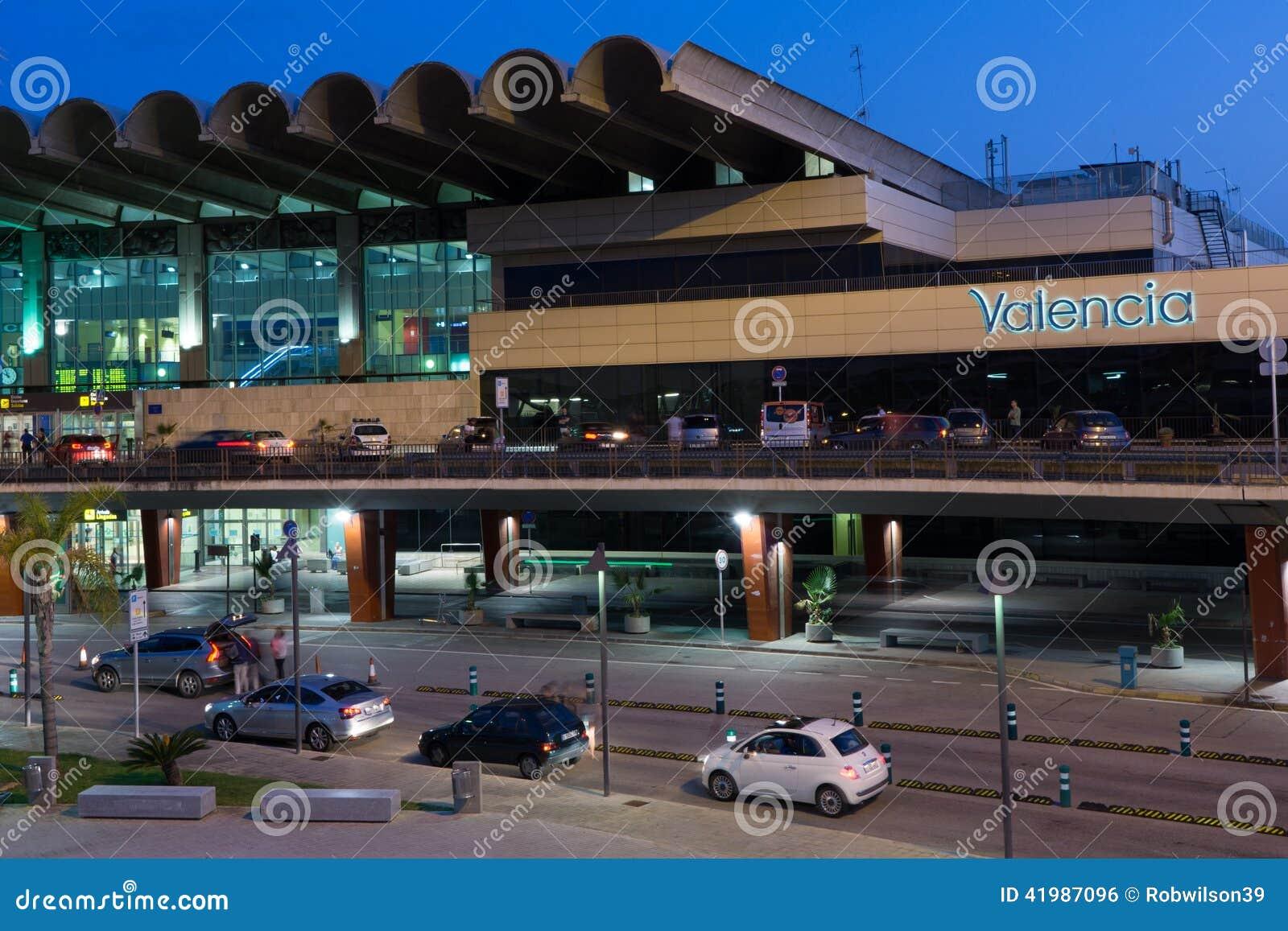 Aeroporto di Valencia, Spagna