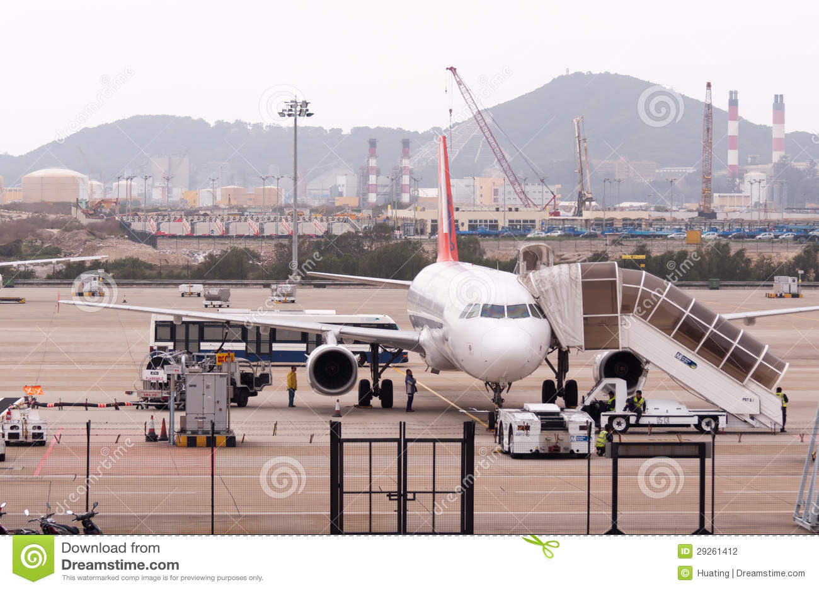 Aeroporto Internacional De Macau : Aeroporto internacional de macau fotografia editorial
