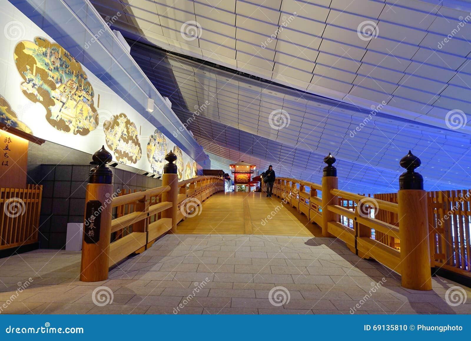 Aeroporto Tokyo : Aeroporto internacional de tokyo imagem editorial imagem de