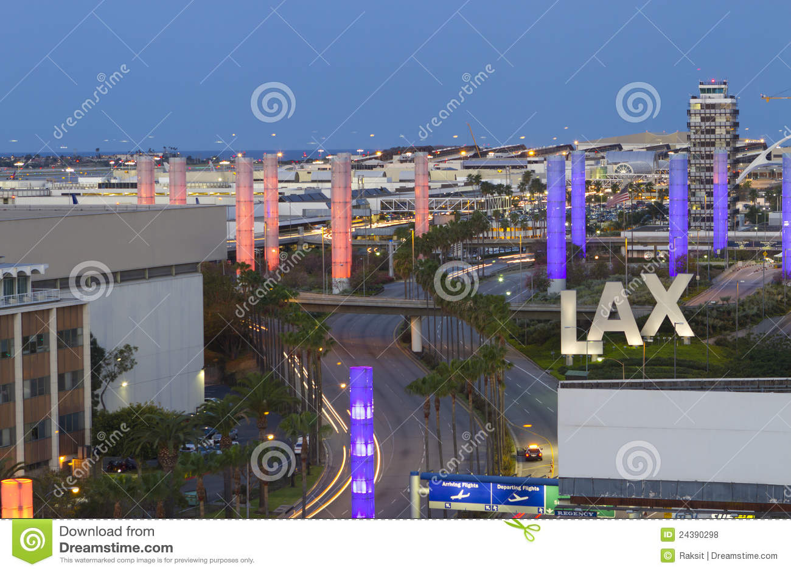 Aeroporto internazionale della LA