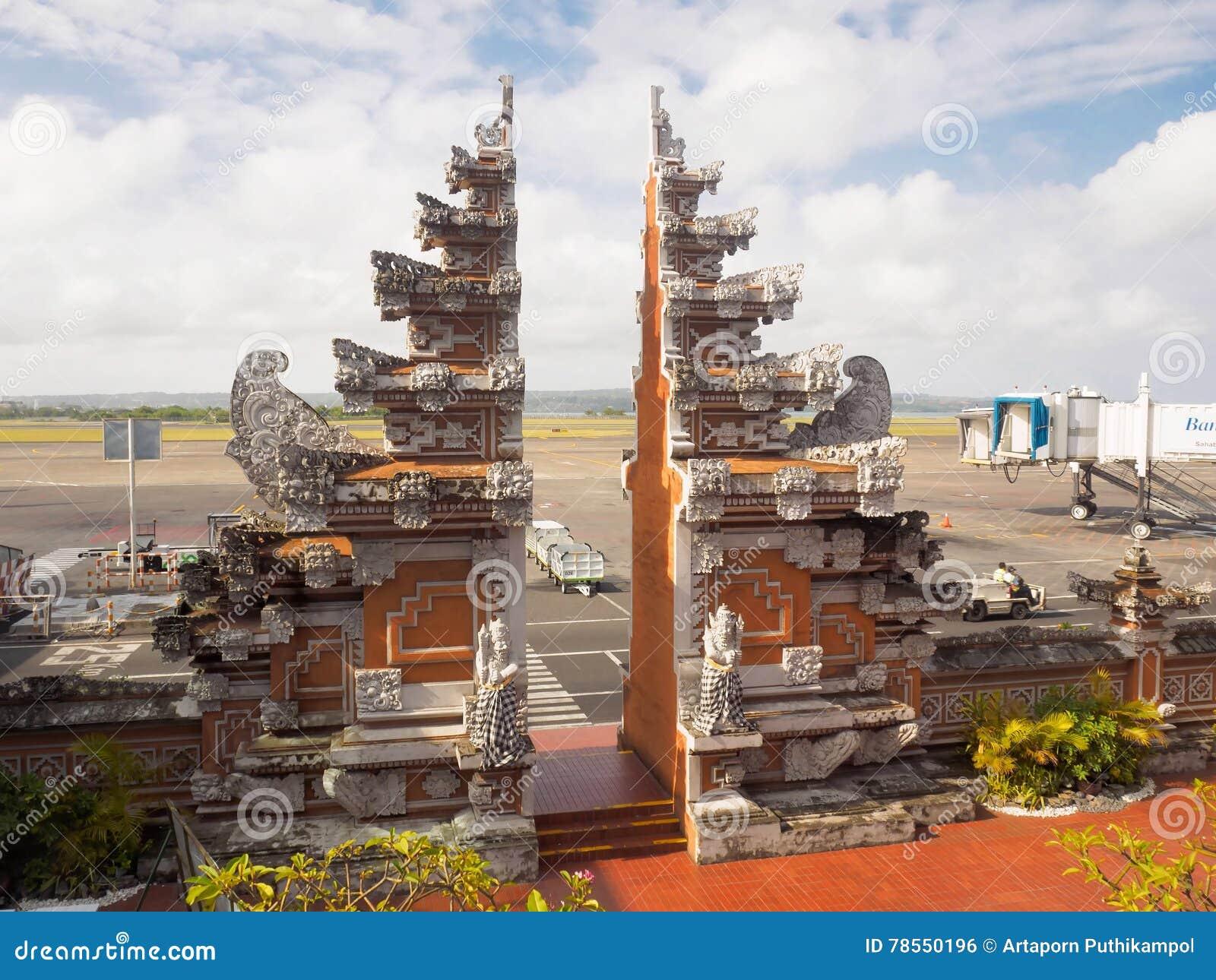 Aeroporto Denpasar : Aeroporto internazionale di denpasar bali indonesia