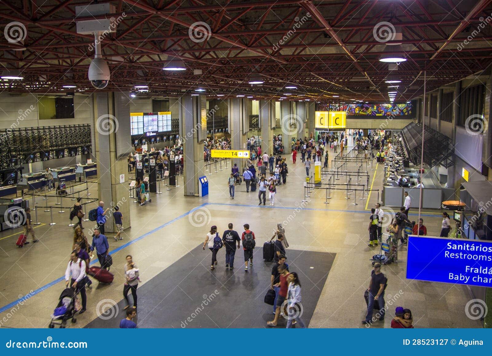Aeroporto Gru : Aeroporto internazionale di são paulo guarulhos brasile