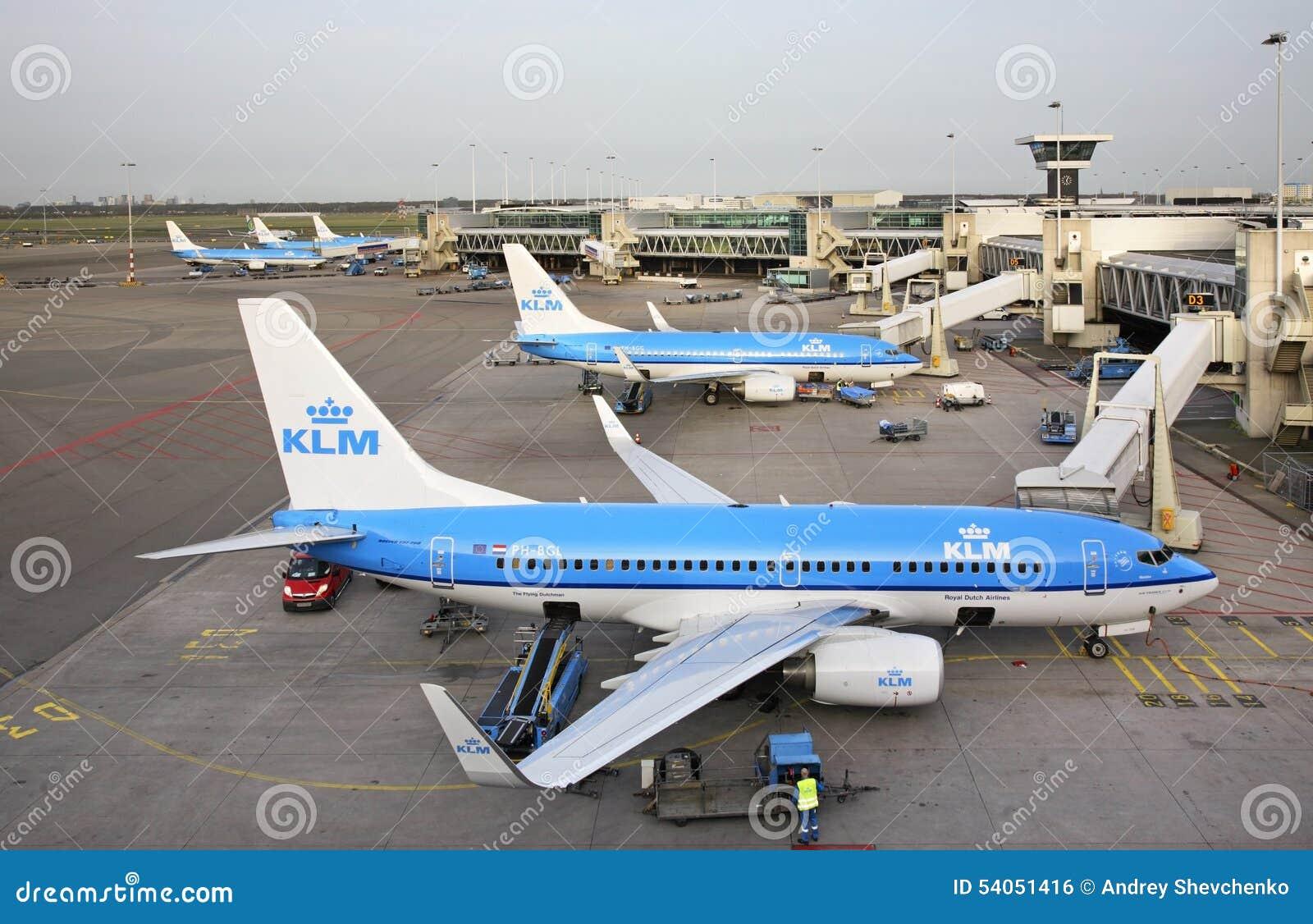 Aeroporto Schiphol di Amsterdam Aeroplano netherlands
