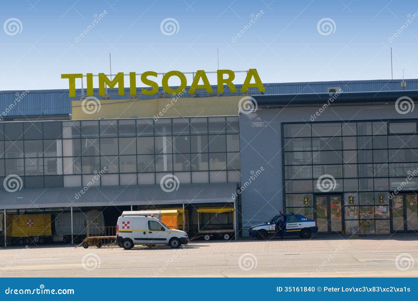 Aeroporto Romania : Aeroporto timisoara in romania immagine editoriale