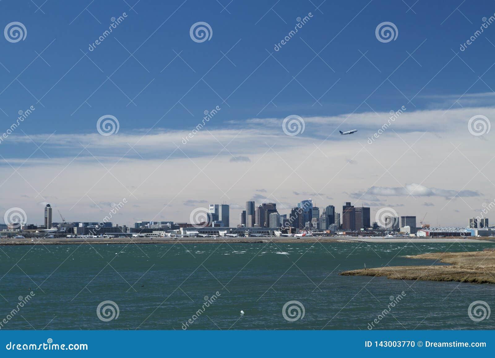 Aeropuerto Boston de Logan