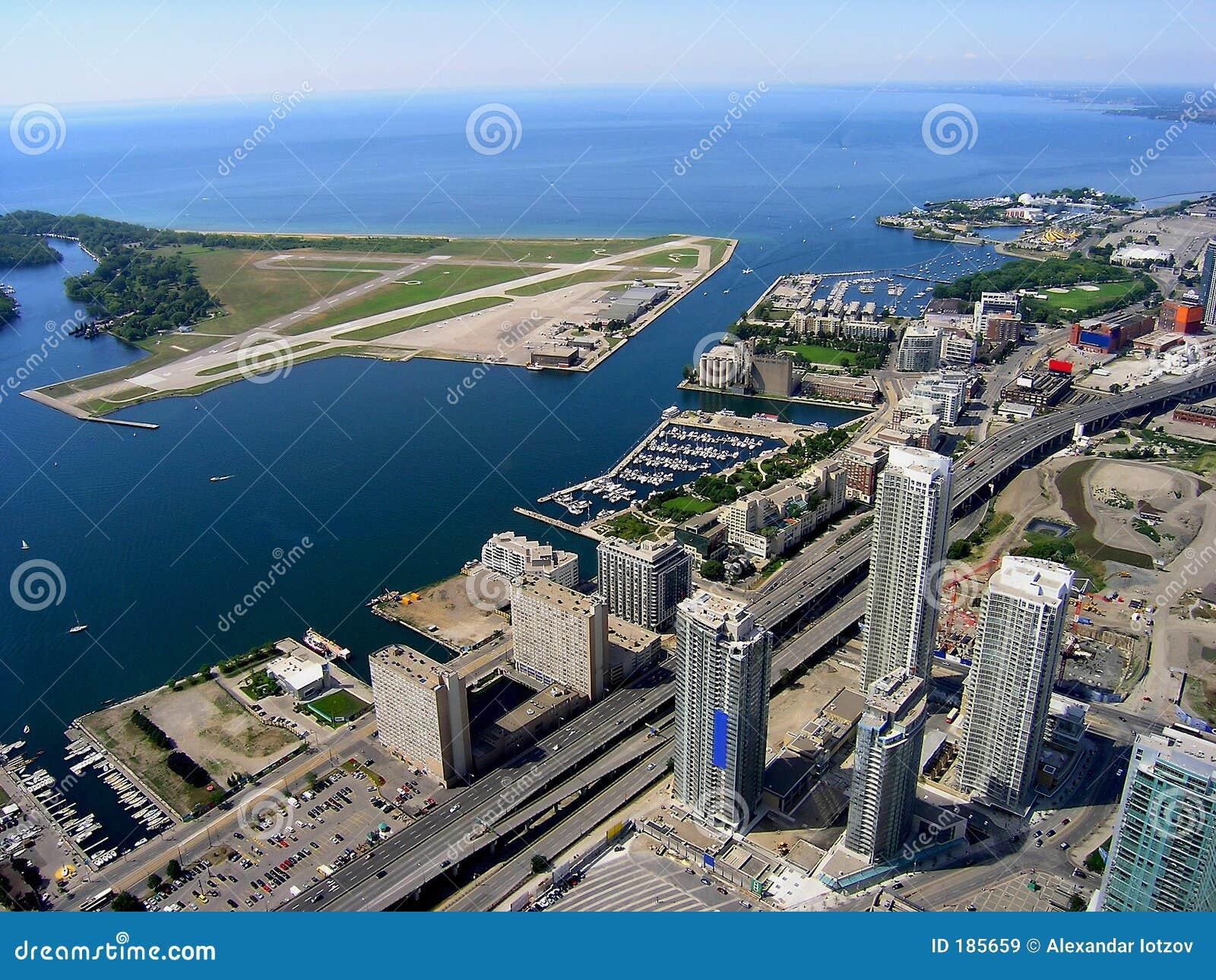 Aeropuerto de la isla de Toronto