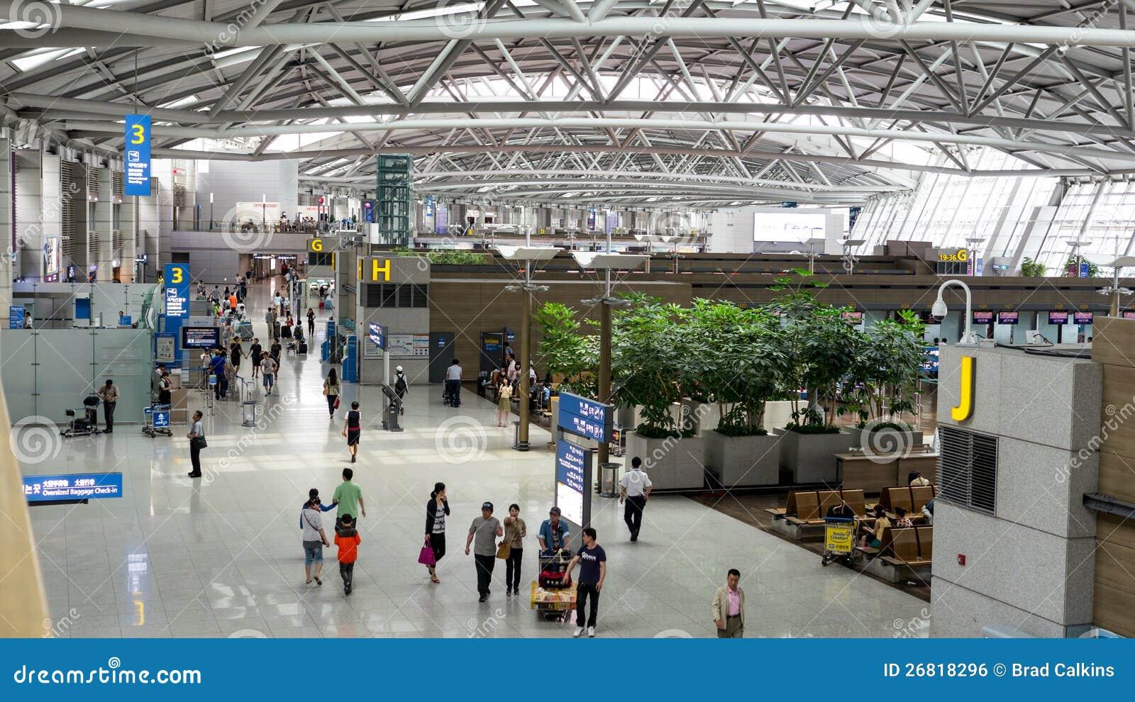 Aeropuerto de Soeul Incheon