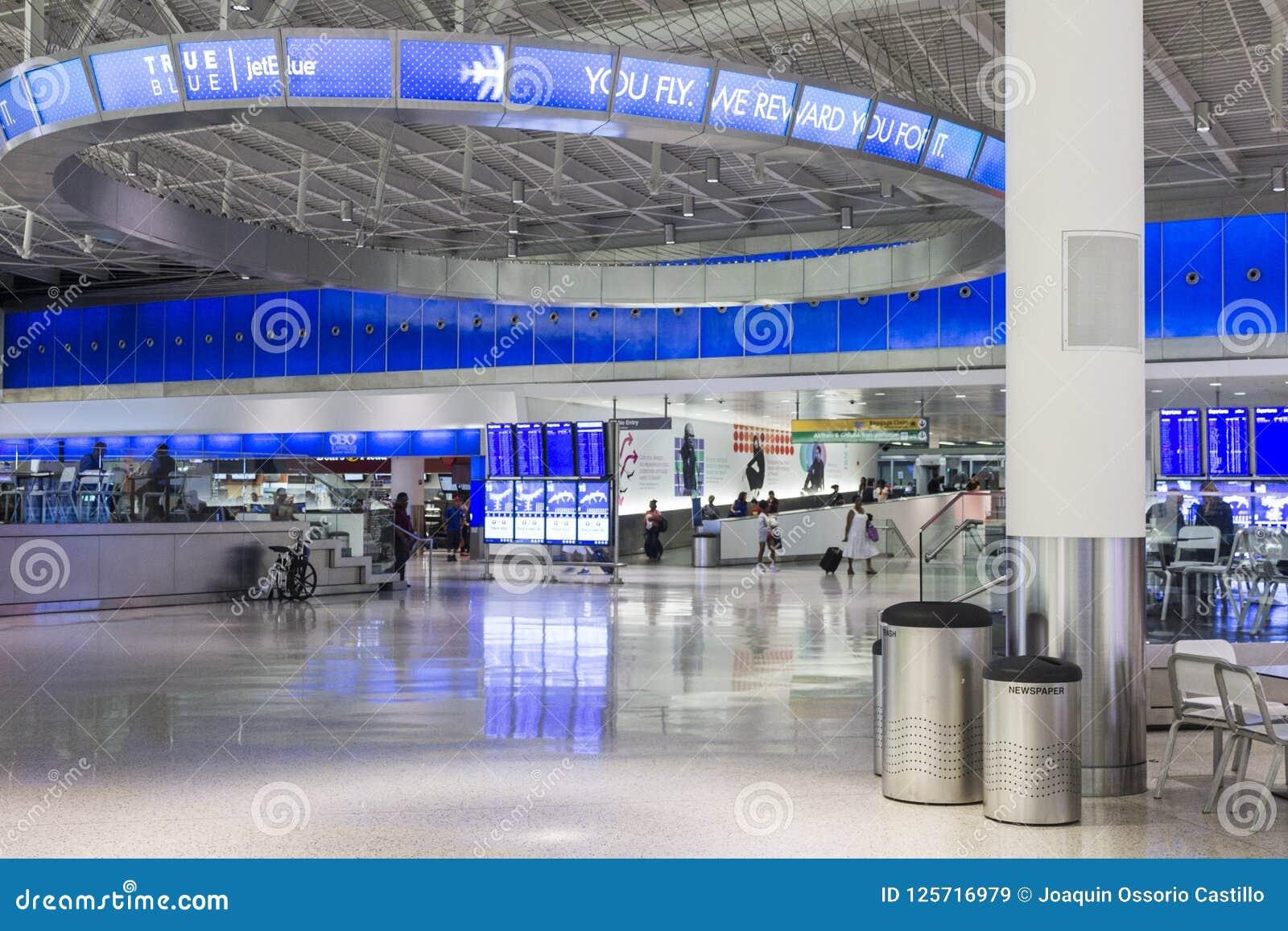 Aeropuerto internacional de JFK