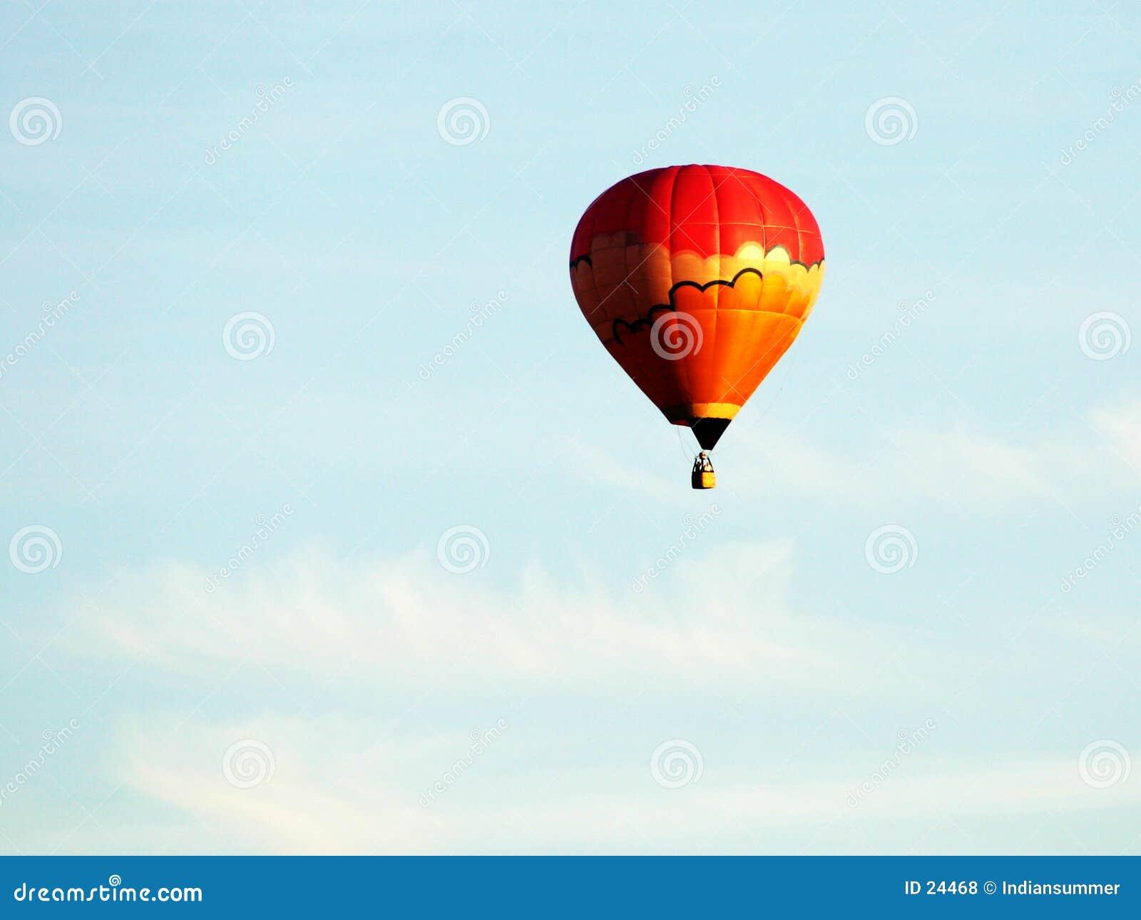 Aerostato ad aria calda