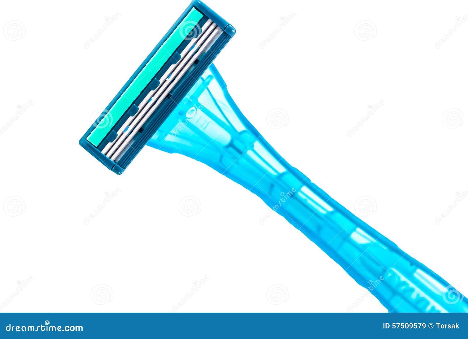 Afeitar la maquinilla de afeitar